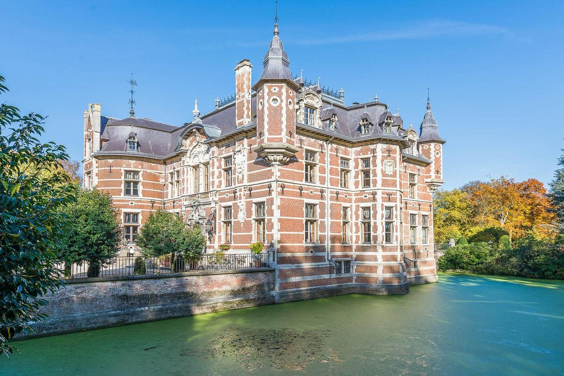 Other Residential for Sale at Anvers I Château de Gestelhof Other Belgium, Other Areas In Belgium, 2590 Belgium