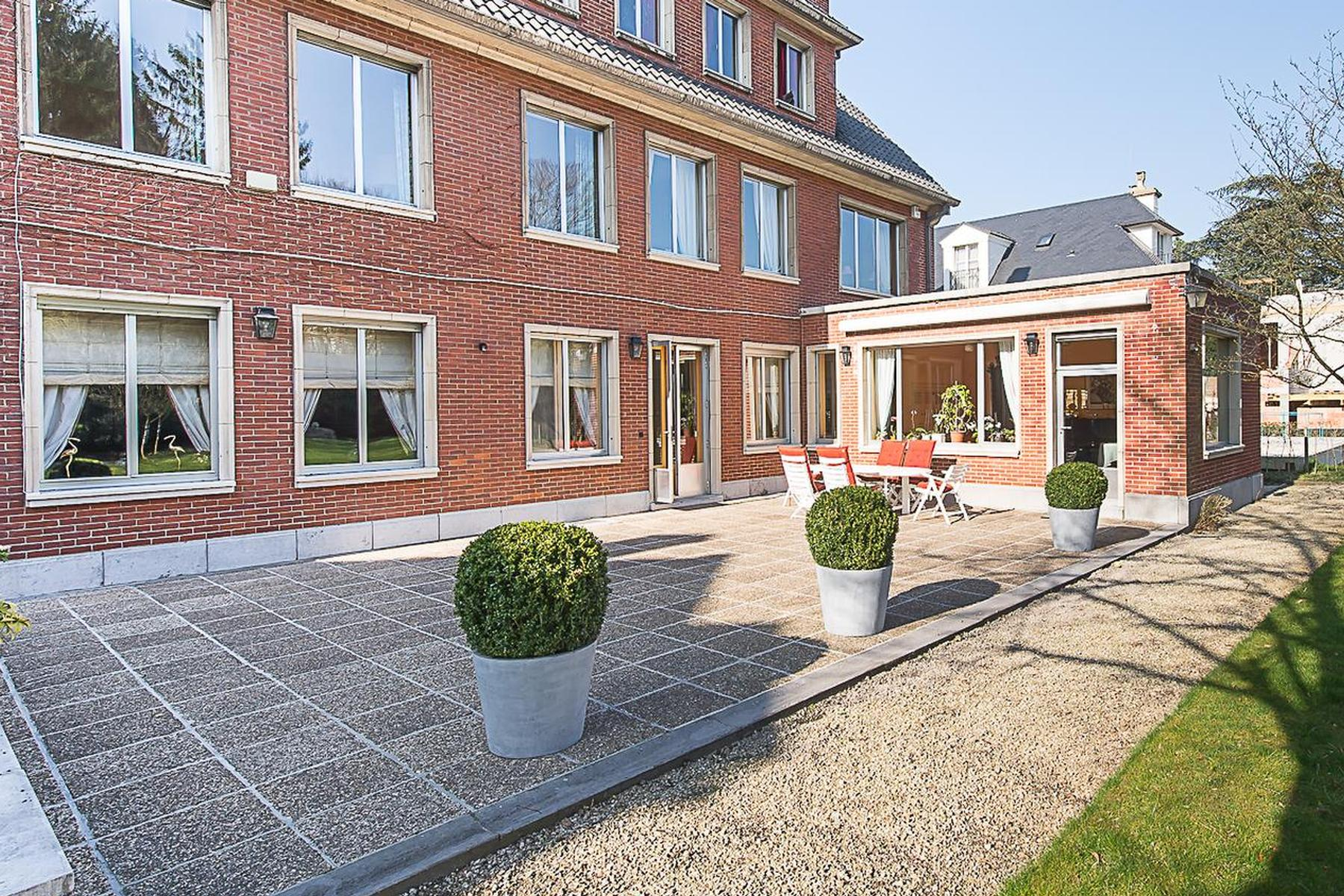 其它住宅 为 销售 在 Uccle I Quartier Leopold Club 于克勒, 布鲁塞尔, 1180 比利时