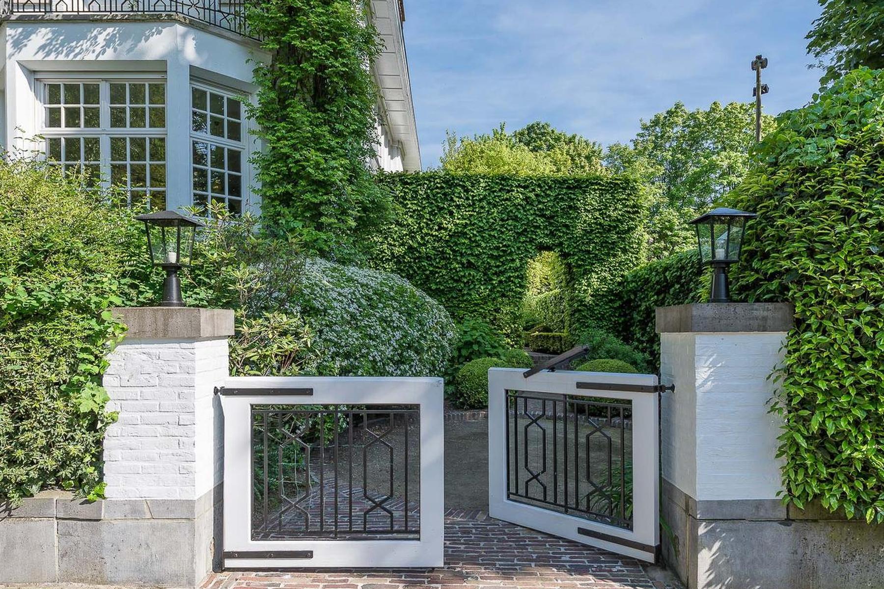 其它住宅 为 销售 在 Uccle I Leopold Club 于克勒, 布鲁塞尔, 1180 比利时