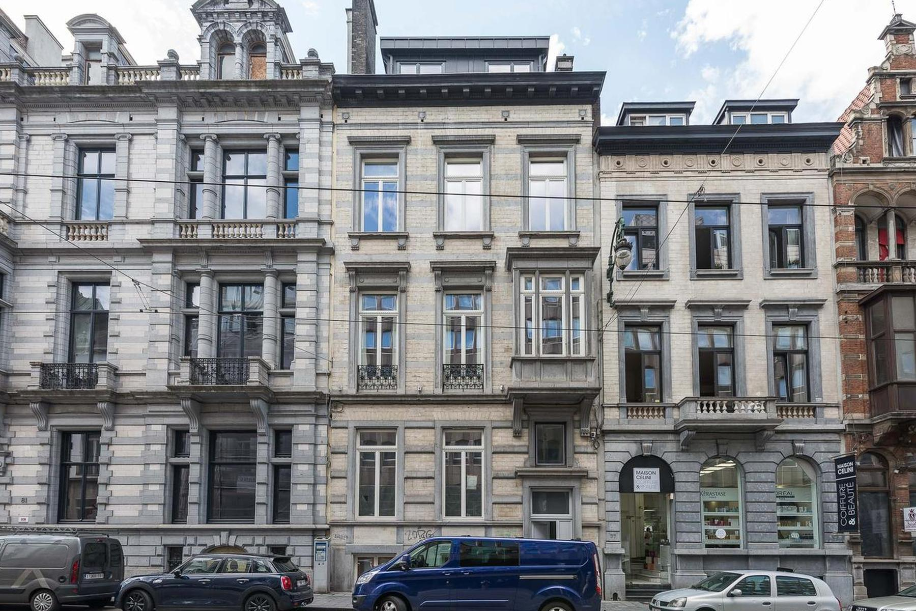 Apartment for Rent at Bruxelles I Place Stéphanie 79 Chaussée de Charleroi Brussels, Brussels 1060 Belgium