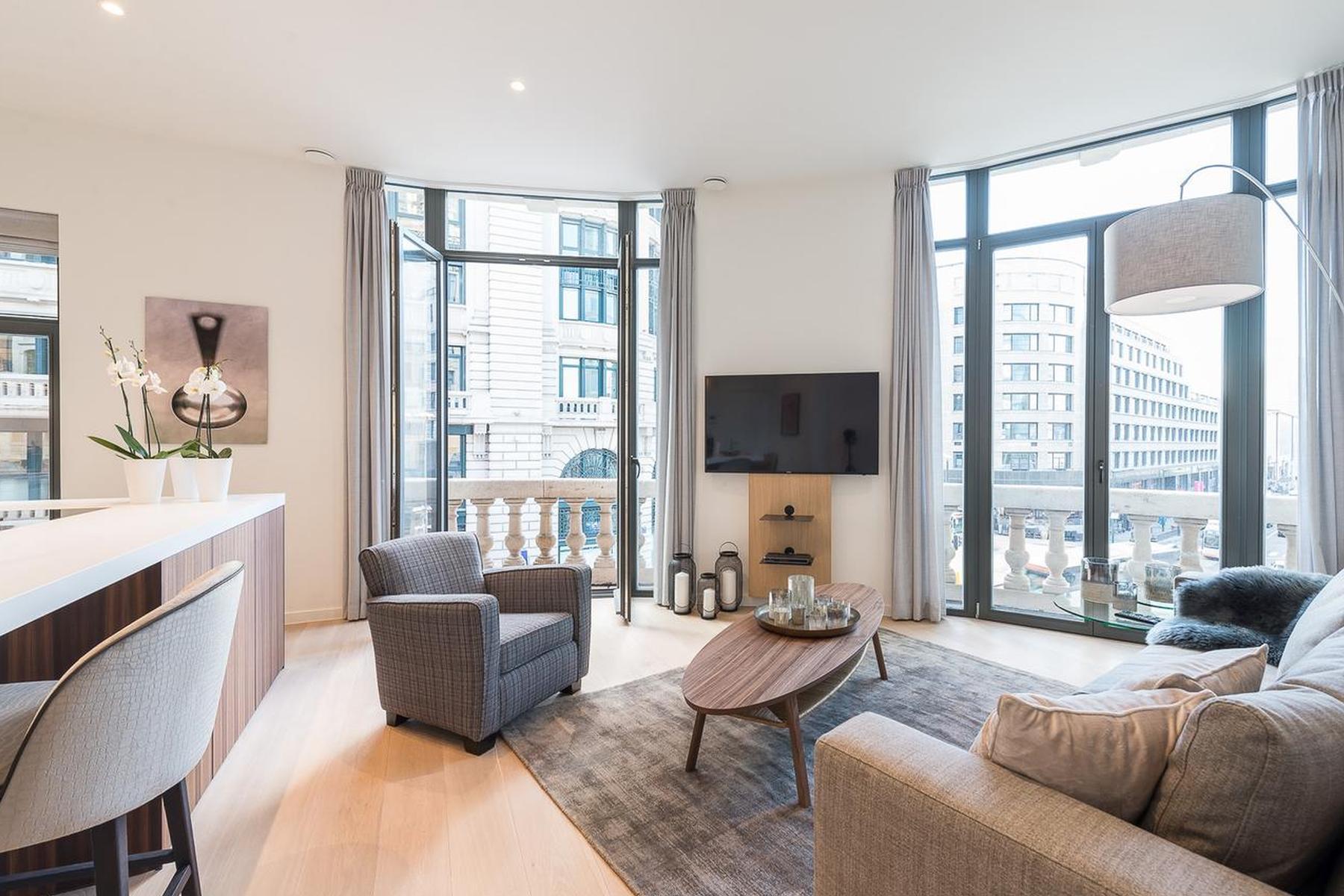 Apartment for Rent at Bruxelles I Appart-Hôtel I Parc Royal 2 Rue des Colonies Brussels, Brussels 1000 Belgium