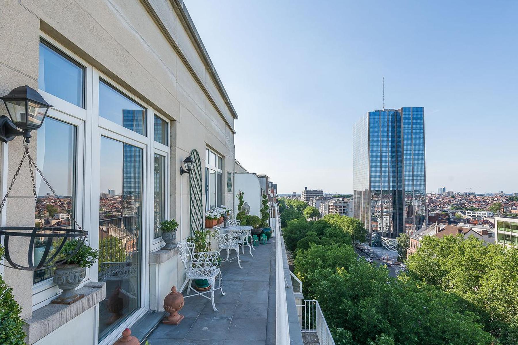 公寓 為 出售 在 Ixelles I Jardin du Roi Brussels, Brussels, 1000 比利時