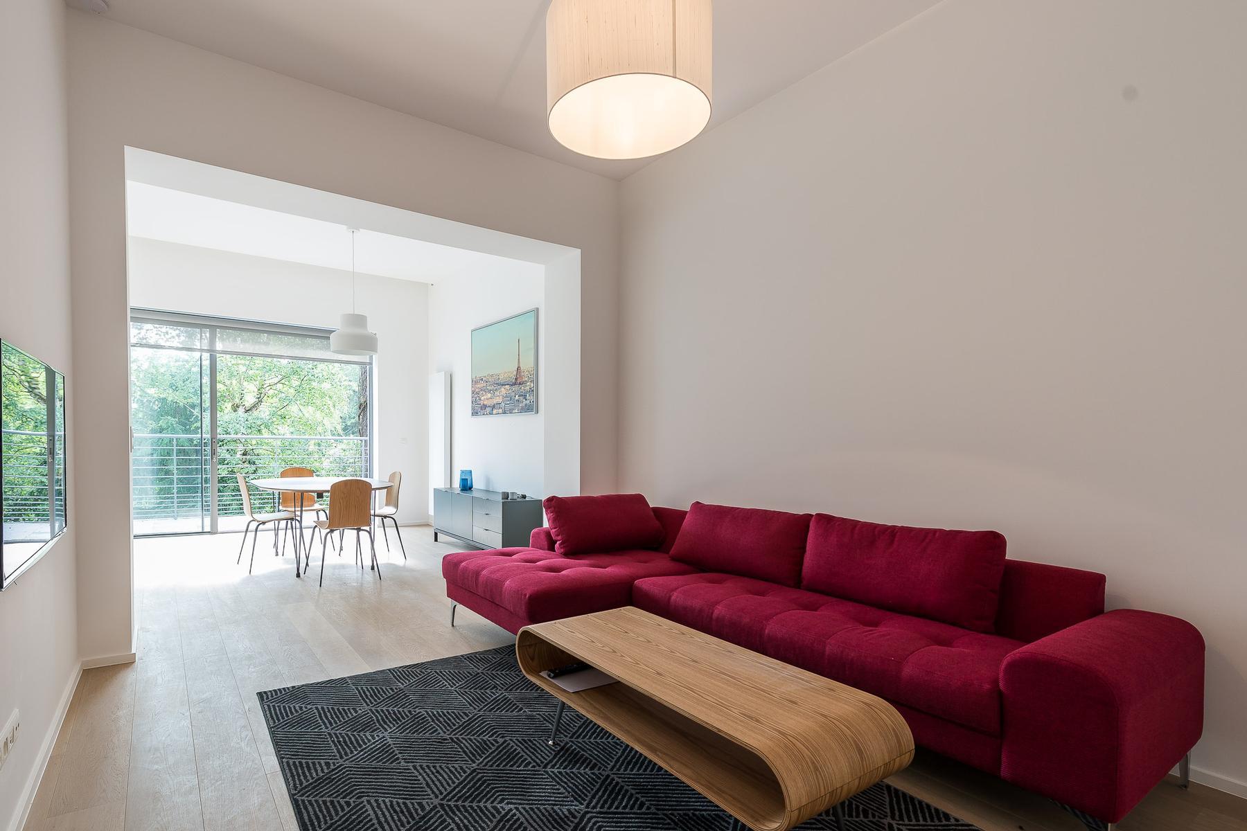 公寓 为 出租 在 Ixelles I Châtelain 8 Rue Fernand Neuray 伊克塞尔, 布鲁塞尔, 1050 比利时