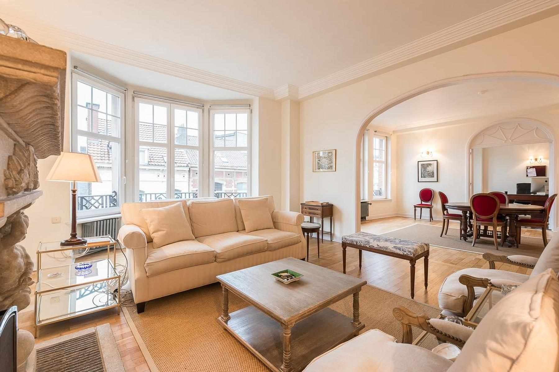 Apartment for Sale at Ixelles I Abbaye de la Cambre Brussels, Brussels, 1050 Belgium