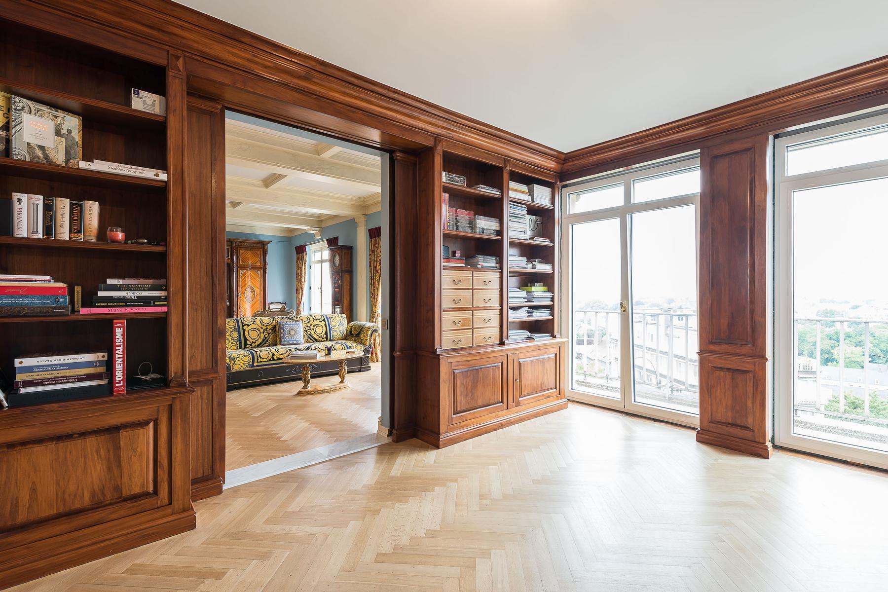 Квартира для того Продажа на Bruxelles I Avenue Louise Ixelles, Brussels, 1000 Бельгия