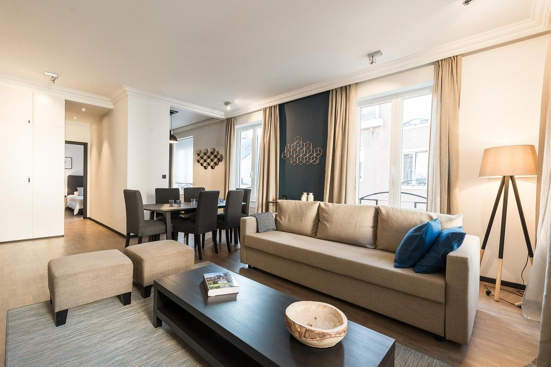 Apartment for Rent at Ixelles I Avenue Louise 200 Avenue Louise Brussels, Brussels 1050 Belgium