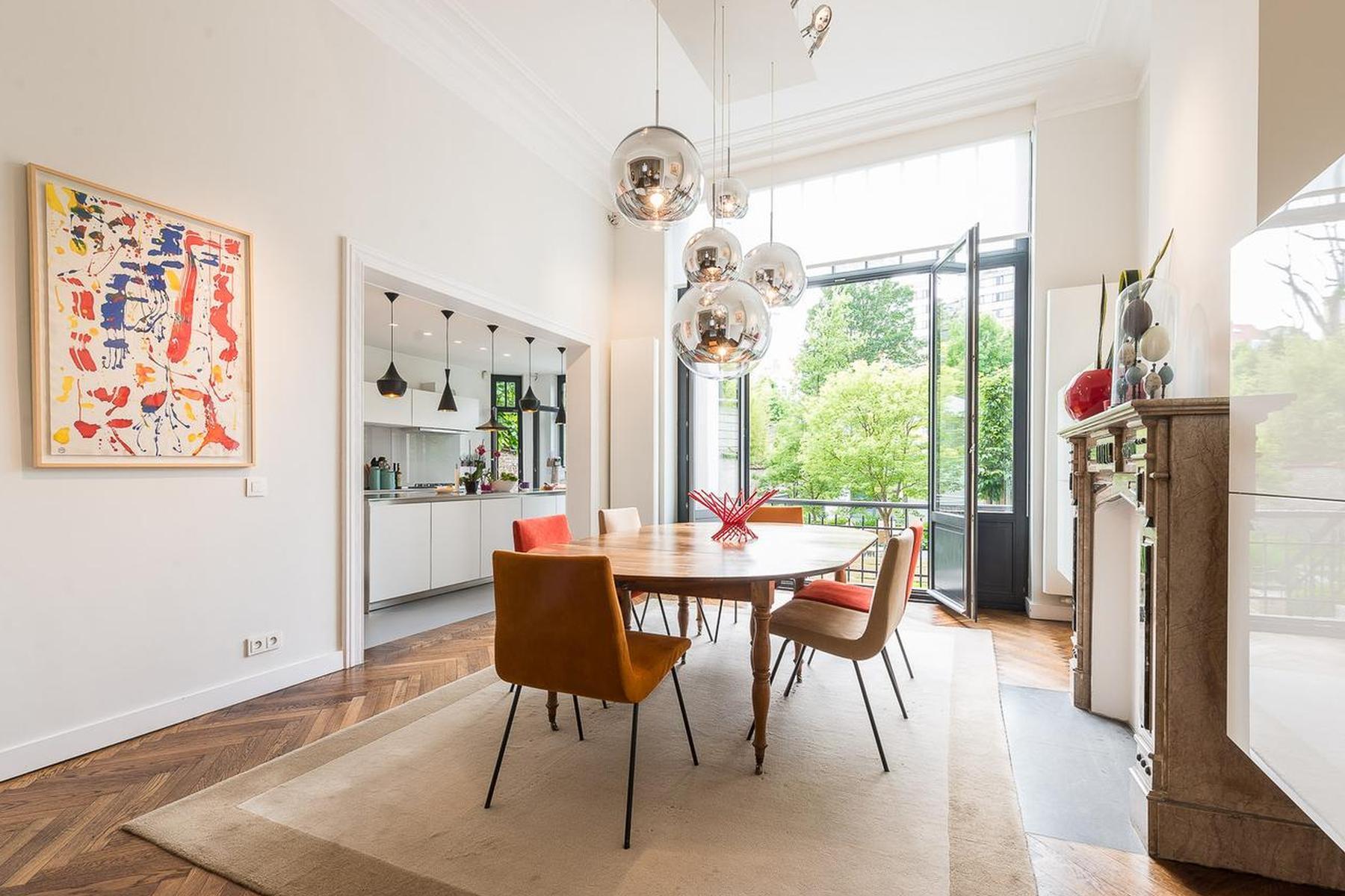 Другая жилая недвижимость для того Продажа на Ixelles I Quartier du Châtelain Ixelles, Brussels, 1050 Бельгия