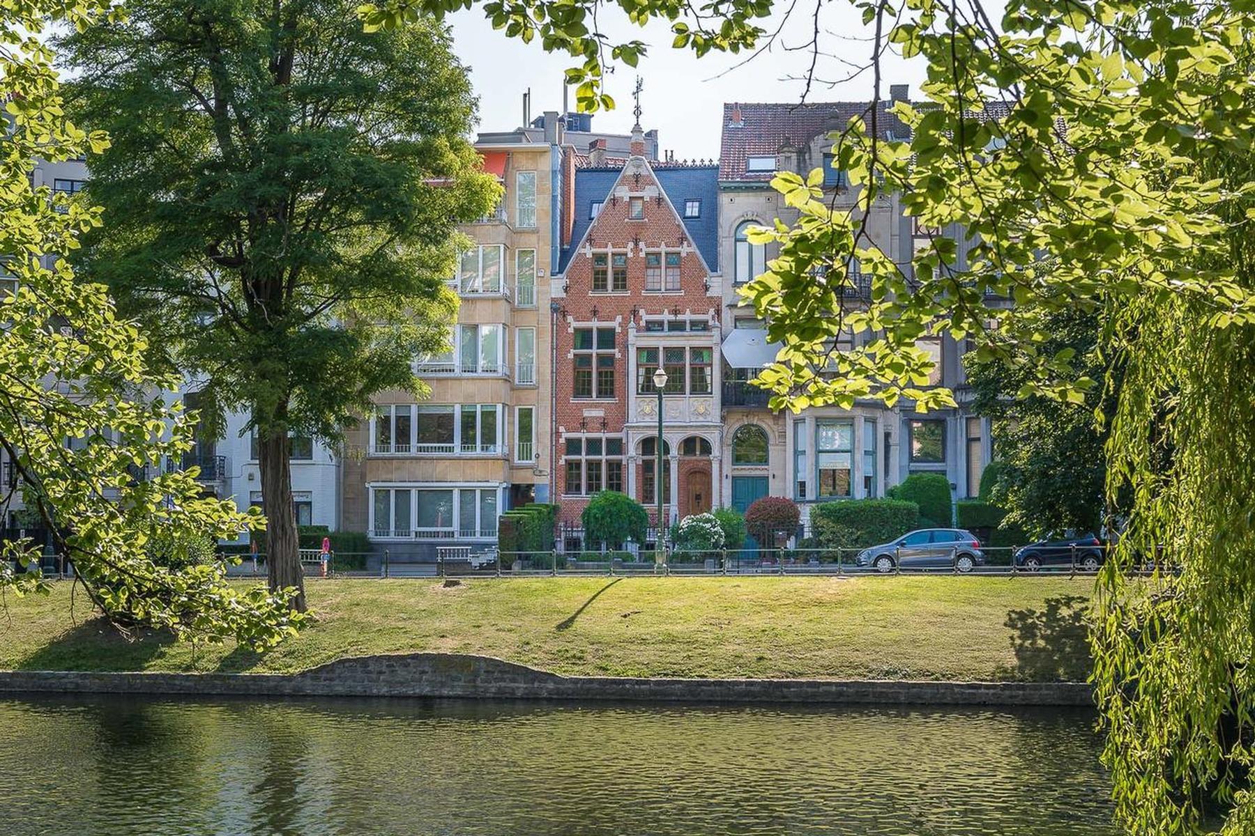 Autre bien résidentiel pour l Vente à Ixelles I Les étangs Ixelles, Brussels, 1050 Belgique