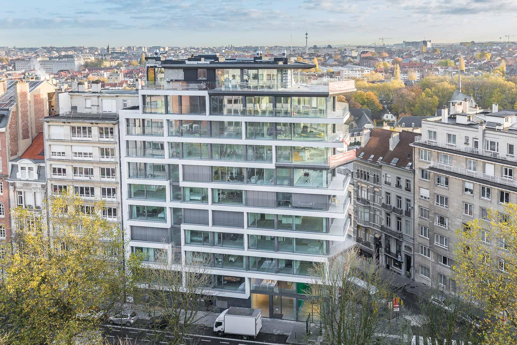 Квартира для того Аренда на Ixelles I Abbaye de la Cambre 430 Avenue Louise, Brussels, Brussels, 1000 Бельгия