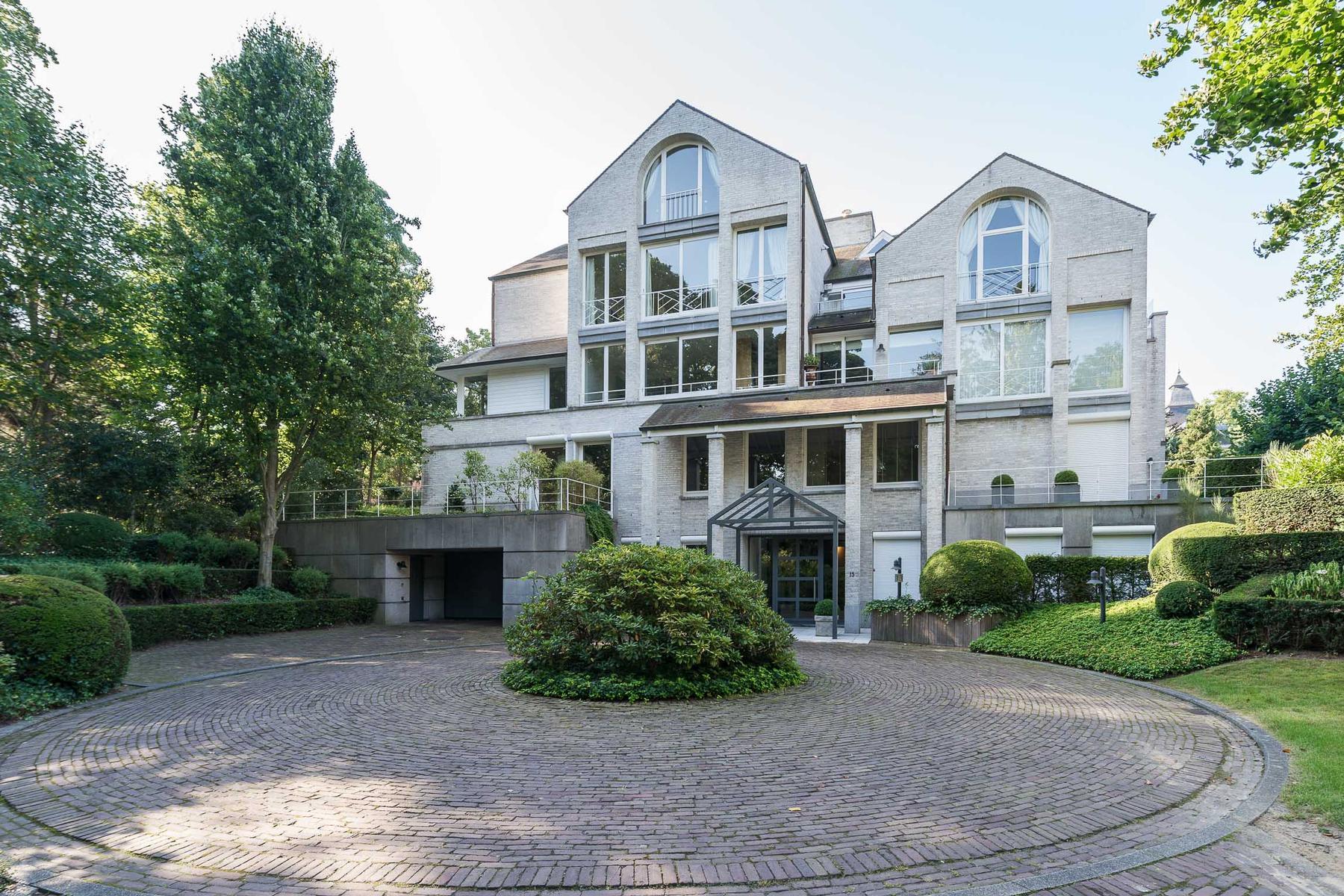 Apartment for Rent at Boitsfort I Boulevard du Souverain 13 Rue Nisard Brussels, Brussels, 1170 Belgium
