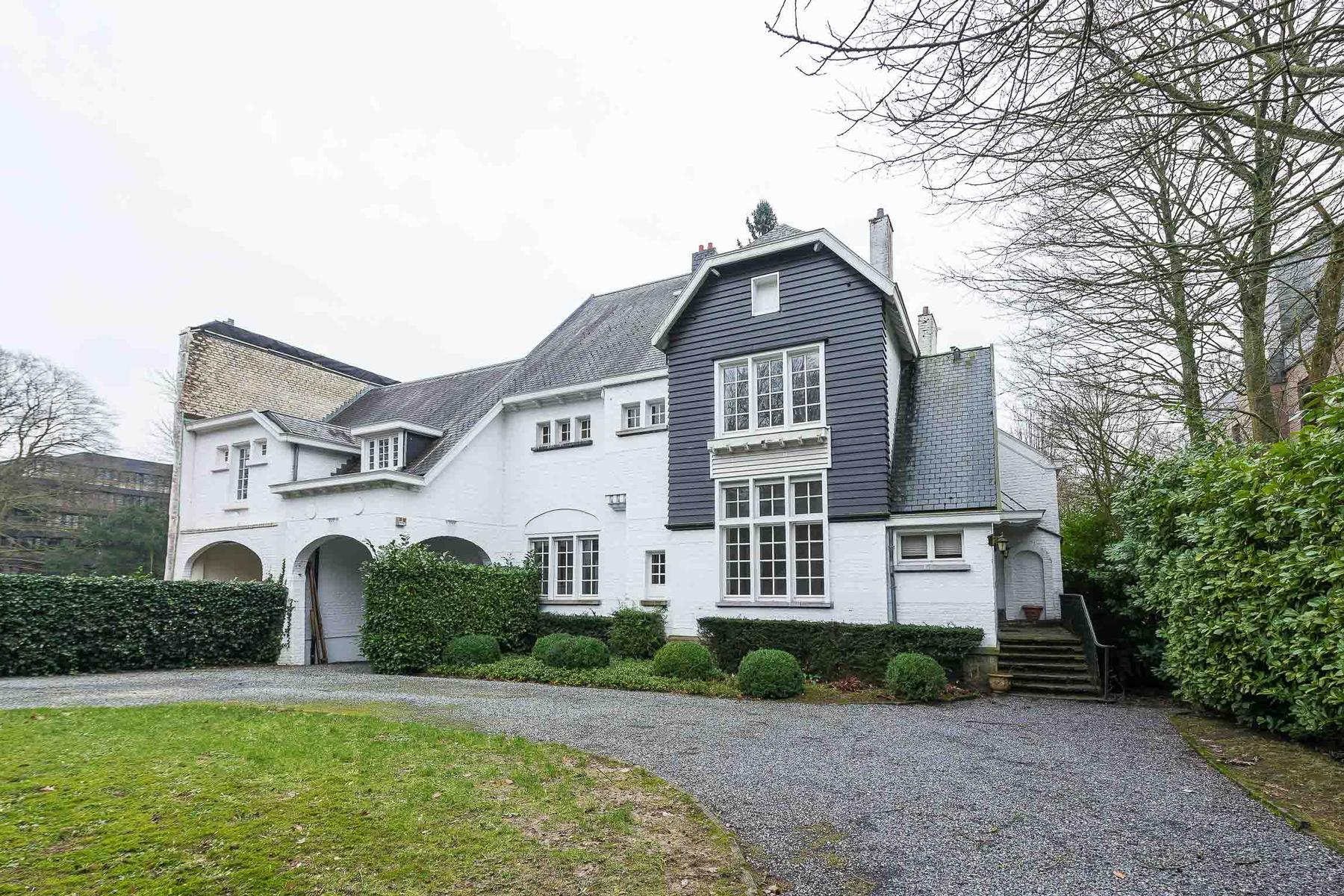 Other Residential for Sale at Uccle I Avenue Hamoir Uccle, Brussels, 1180 Belgium