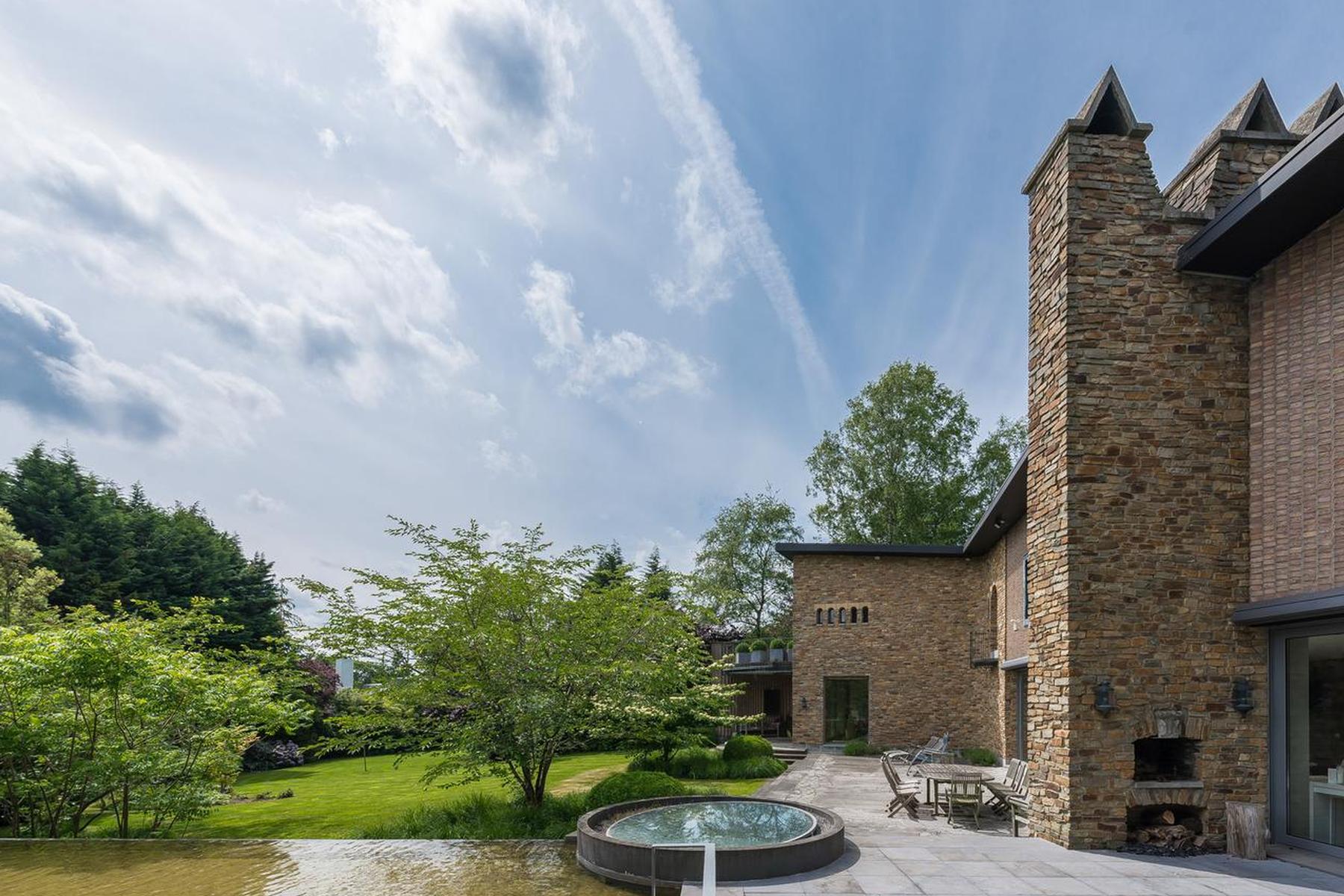其它住宅 为 销售 在 Uccle I Bois de la Cambre 于克勒, 布鲁塞尔, 1180 比利时