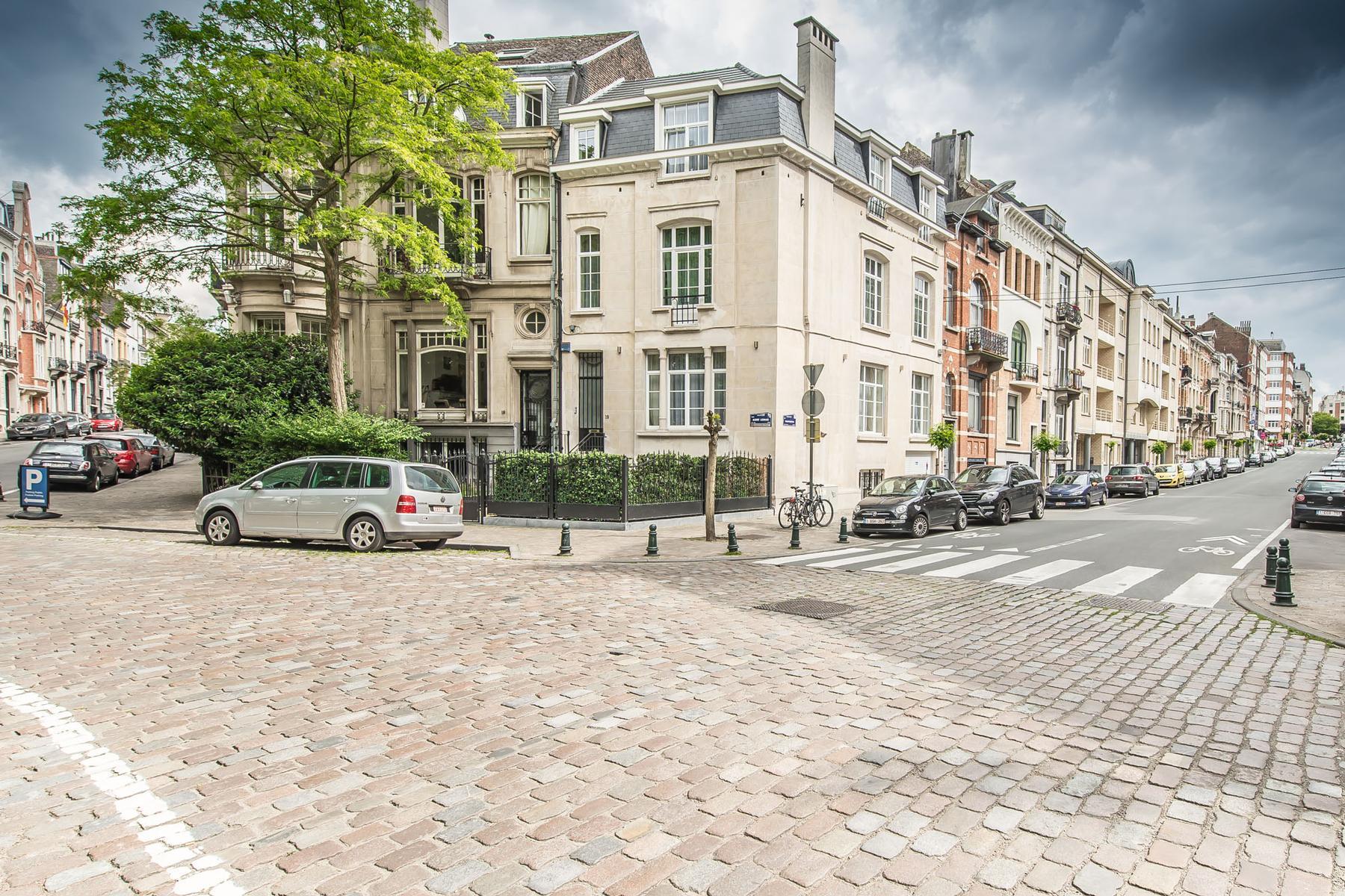 Anderer Wohnungstyp für Verkauf beim Ixelles I Quartier du Chatelain Ixelles, Brussels, 1050 Belgien