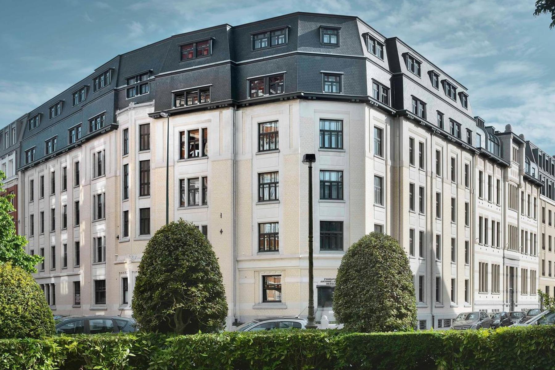 Apartamento para Venda às Ixelles I Place Brugmann 29 Place Georges Brugmann Ixelles, Brussels, 1050 Bélgica