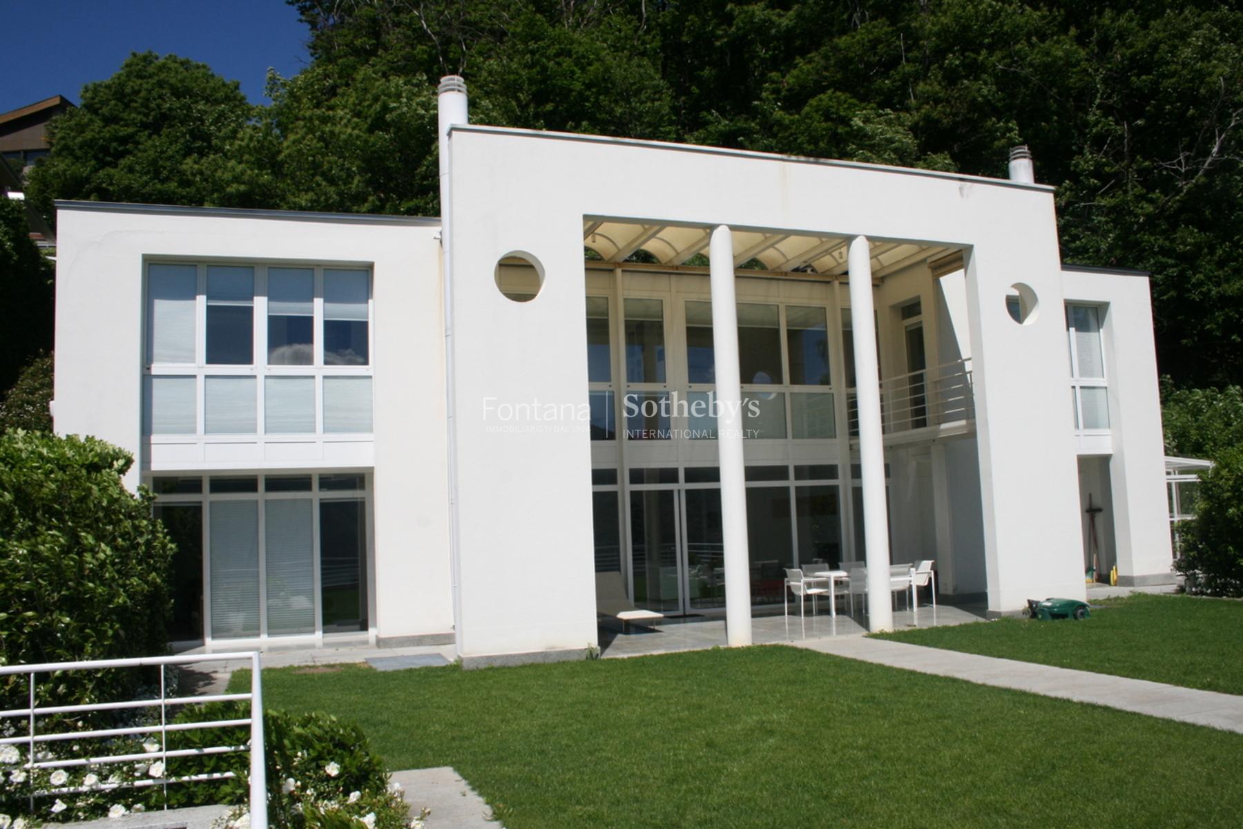Dubleks için Satış at Modern duplex penthouse with large private garden Lugano Lugano, Ticino, 6900 Isviçre
