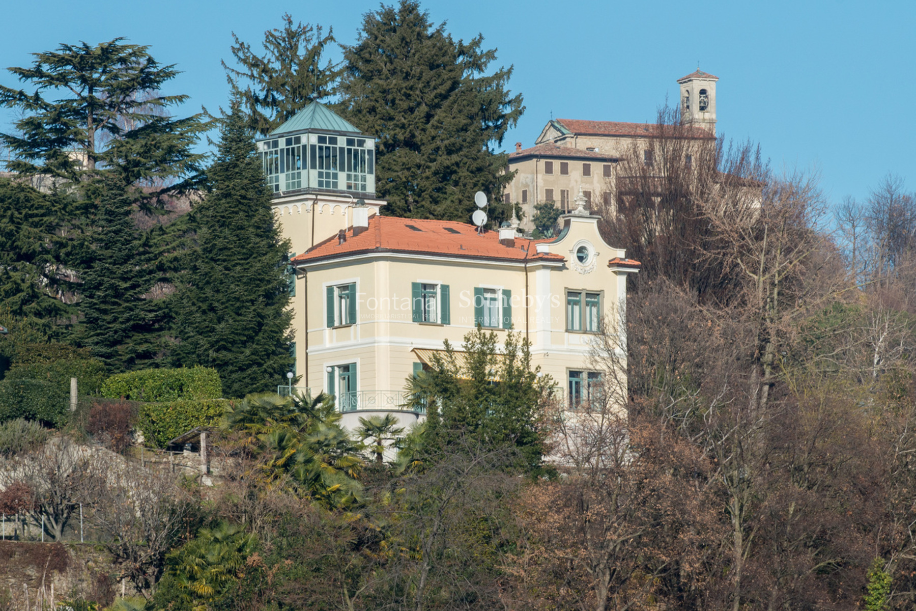 Property For Sale at Beautiful 19th century villa with panoramic view