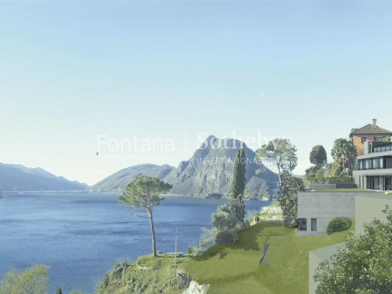 Single Family Home for Sale at Villa Poiana Lugano-Castagnola Castagnola, Ticino 6976 Switzerland