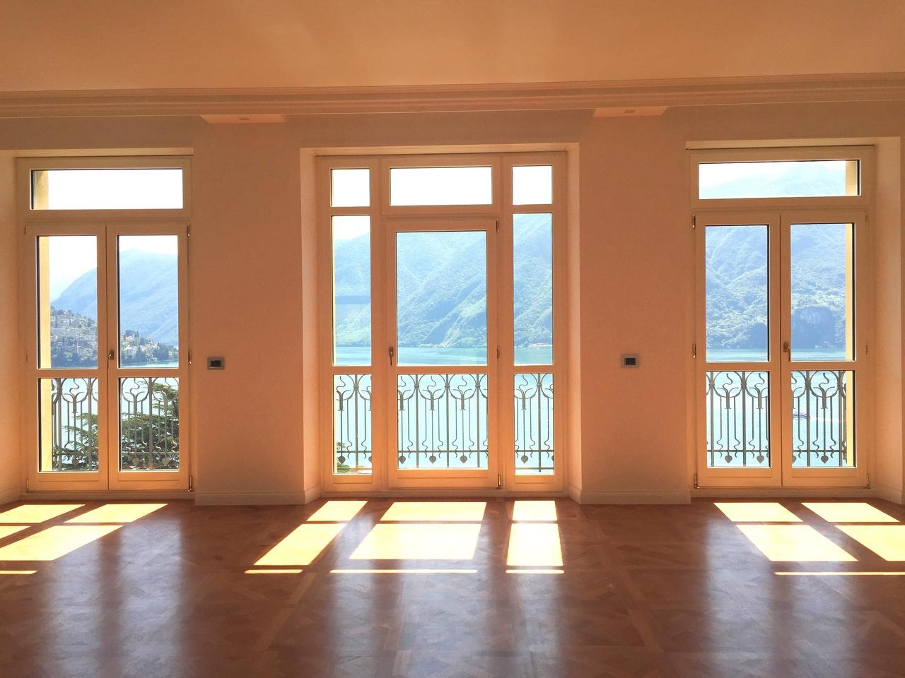 Apartment for Sale at Prestigious duplex penthouse Lugano Lugano, Ticino 6900 Switzerland