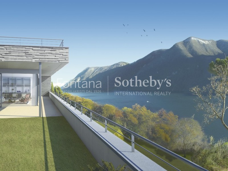 Single Family Home for Sale at Villa Cigno Lugano-Castagnola Castagnola, Ticino 6976 Switzerland
