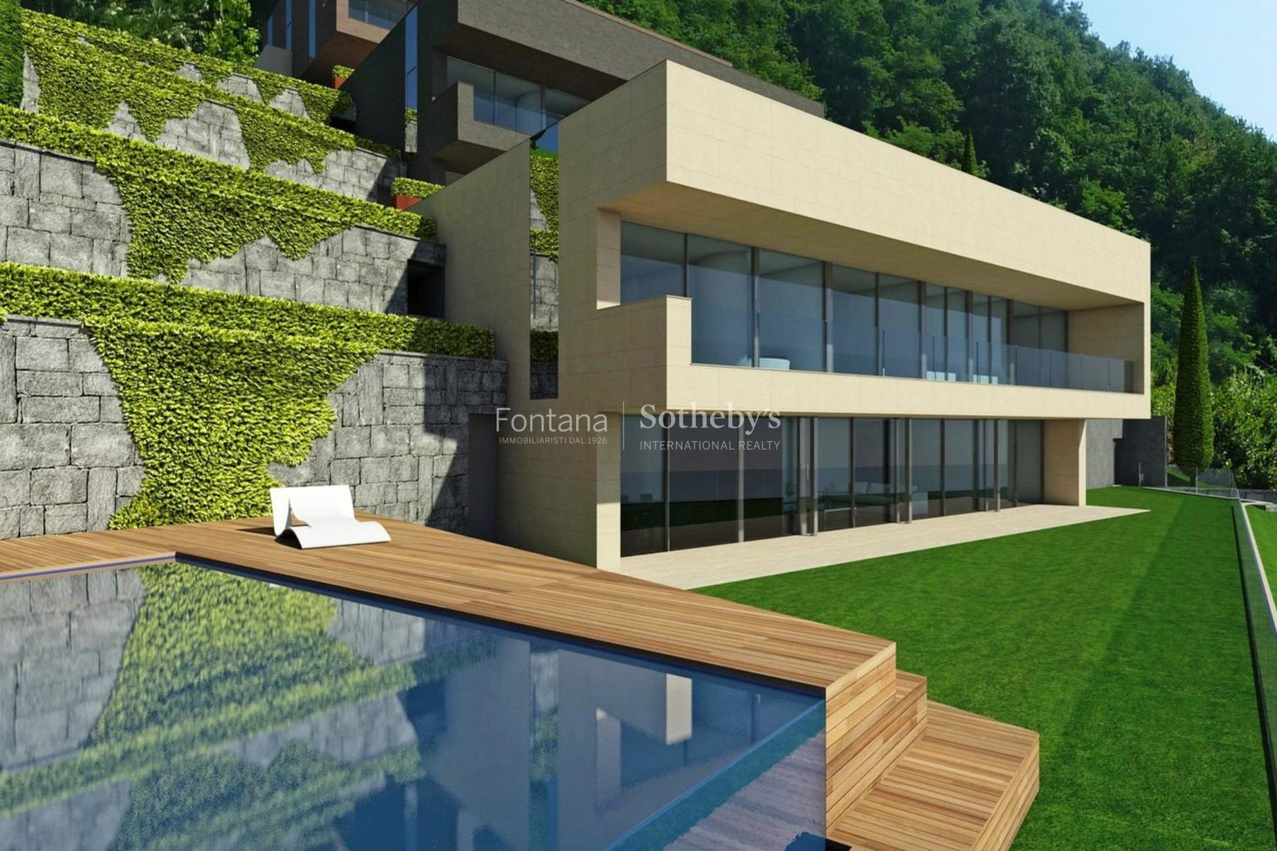 Duplex for Sale at DOMVS SOLIS - Villa B Castagnola Castagnola, Ticino, 6976 Switzerland