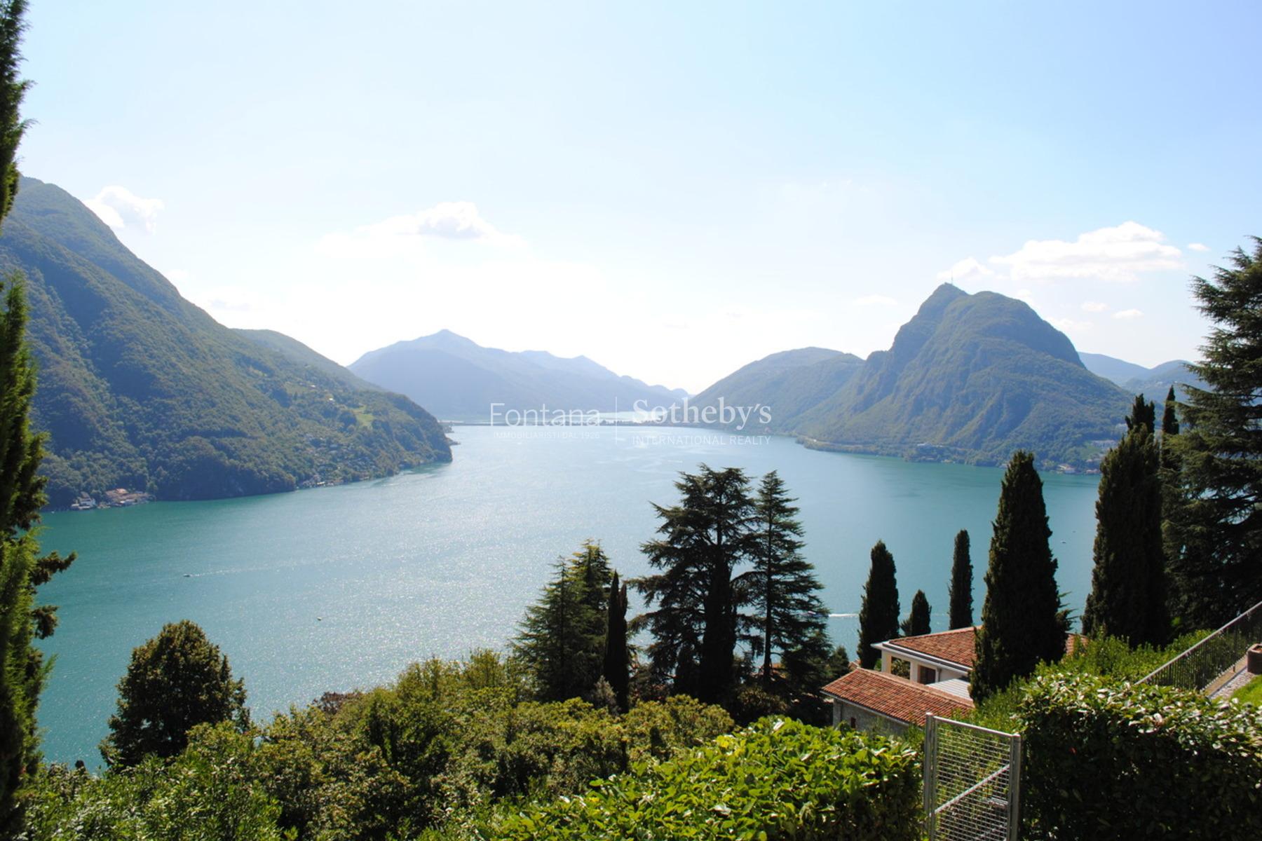 "Apartment for Sale at Residenza ""Cà Isabelle"" - two unified apartmens Via Tanello Ruvigliana, Ticino, 6977 Switzerland"