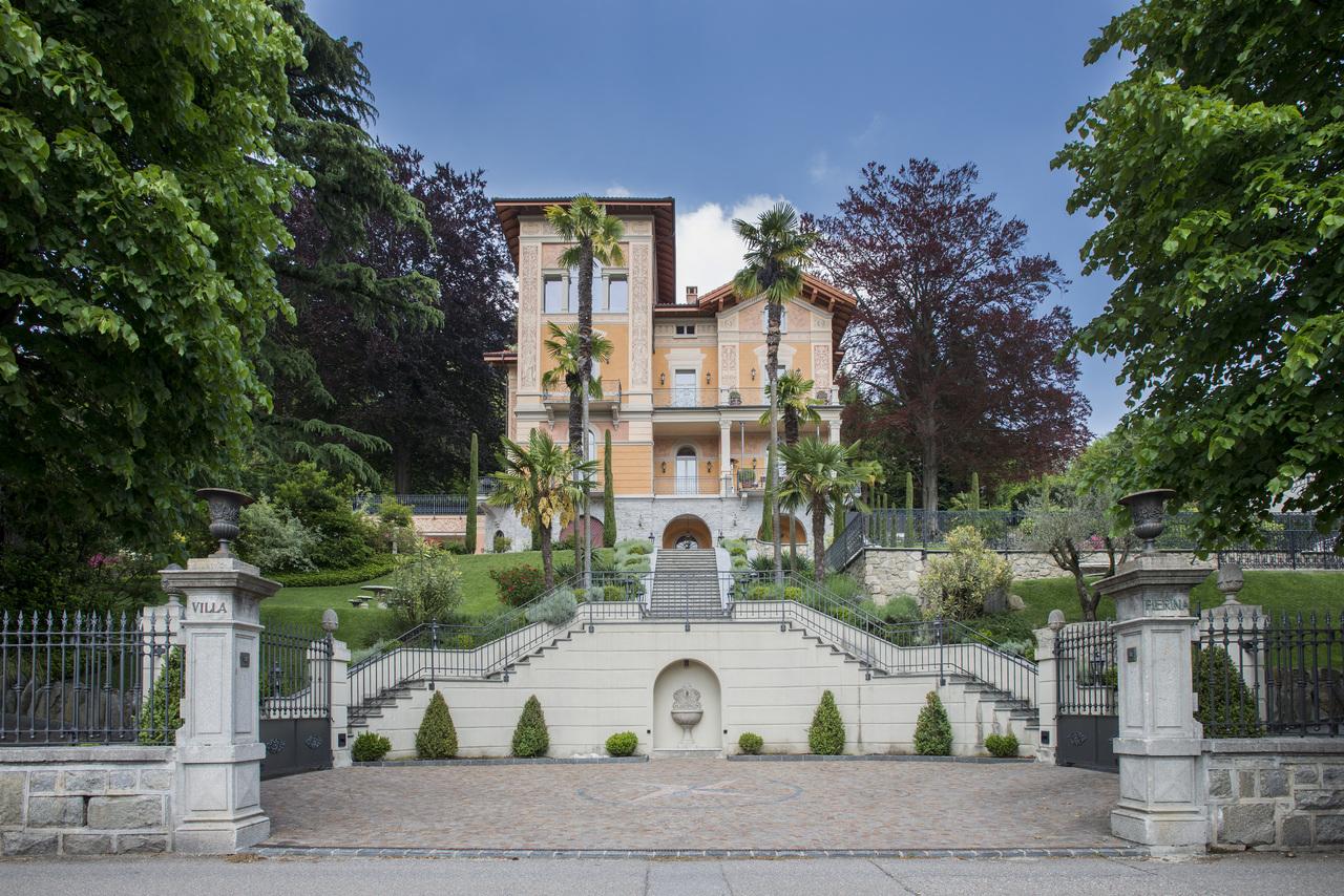 """Single Family Home for Sale at """"Villa Pierina"""" - Bellissima villa d'epoca Curio Curio, Ticino 6986 Switzerland"""