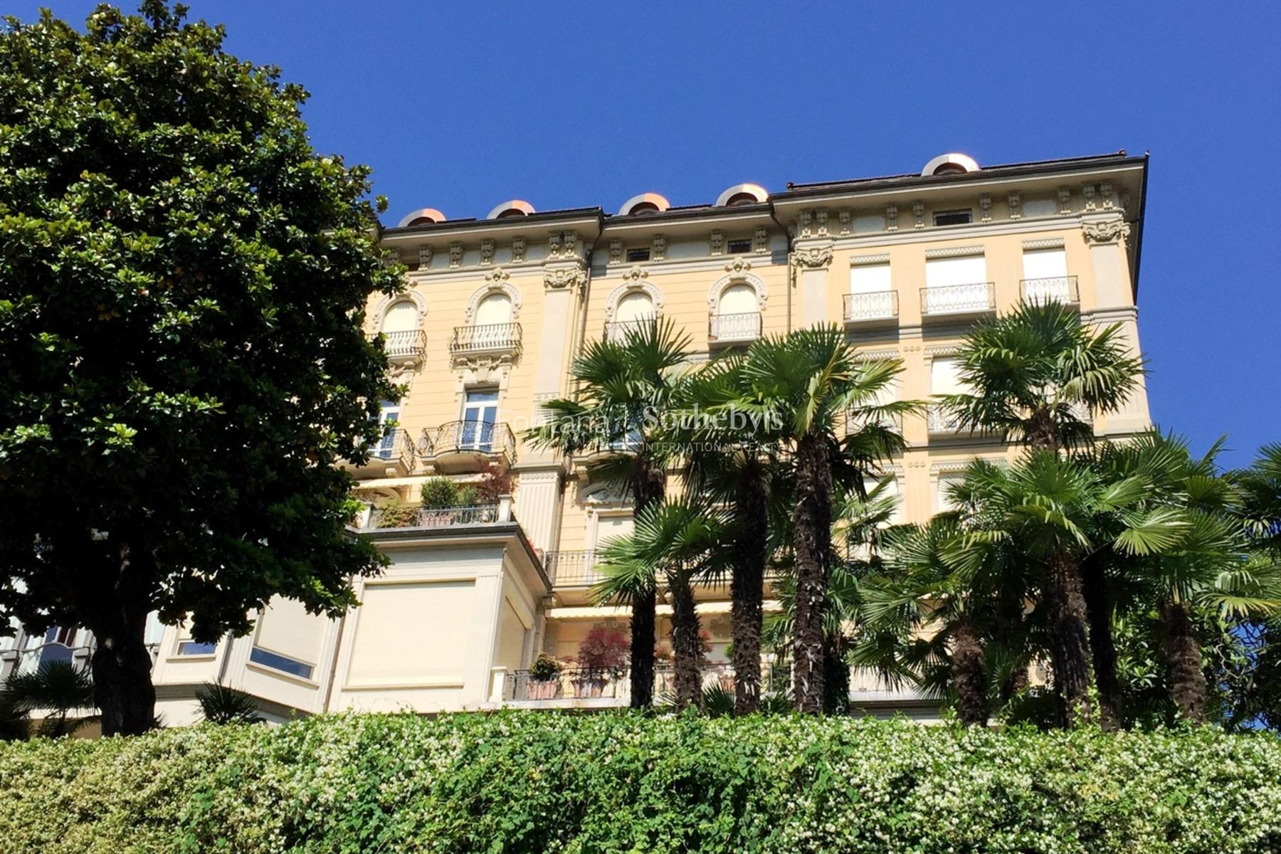 Apartment for Sale at Prestigious duplex penthouse Lugano Lugano, Ticino, 6900 Switzerland