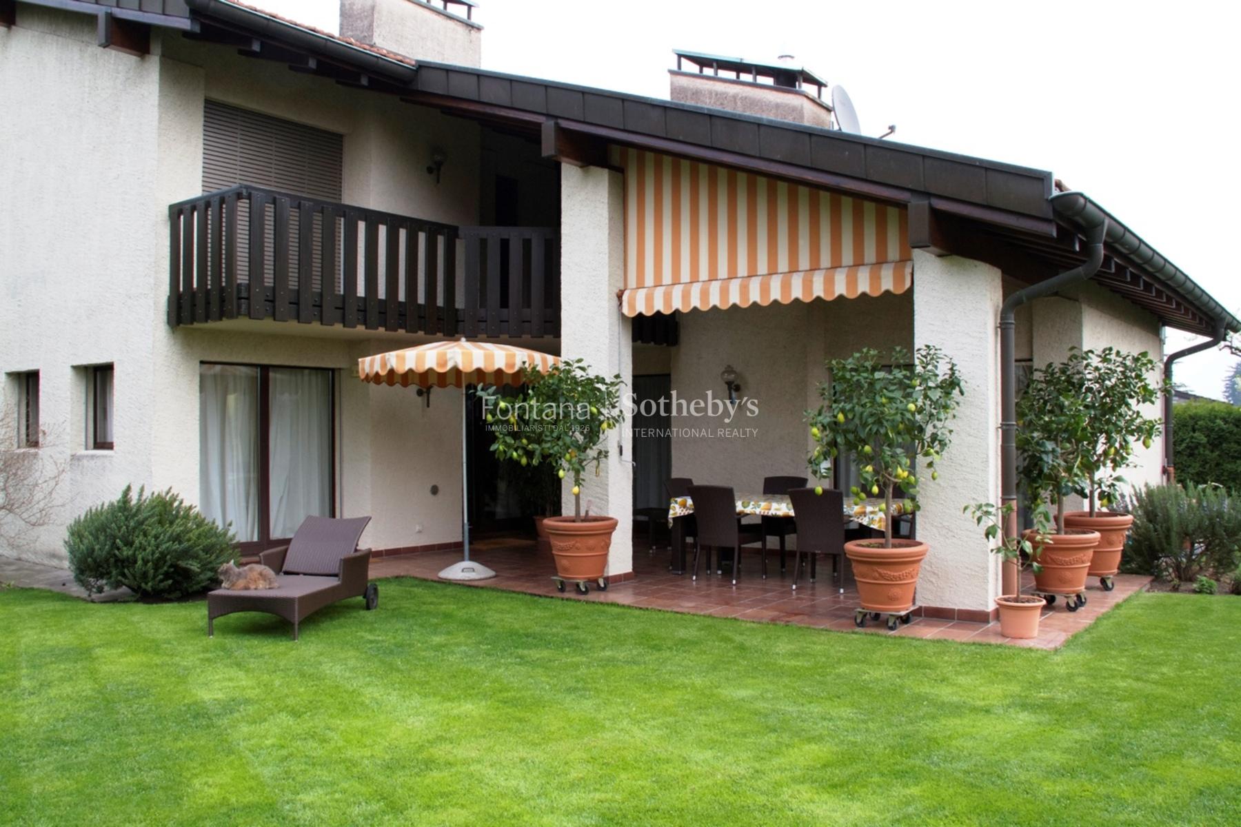 Single Family Home for Sale at Villa in quiet area Collina d'Oro Gentilino, Ticino, 6925 Switzerland