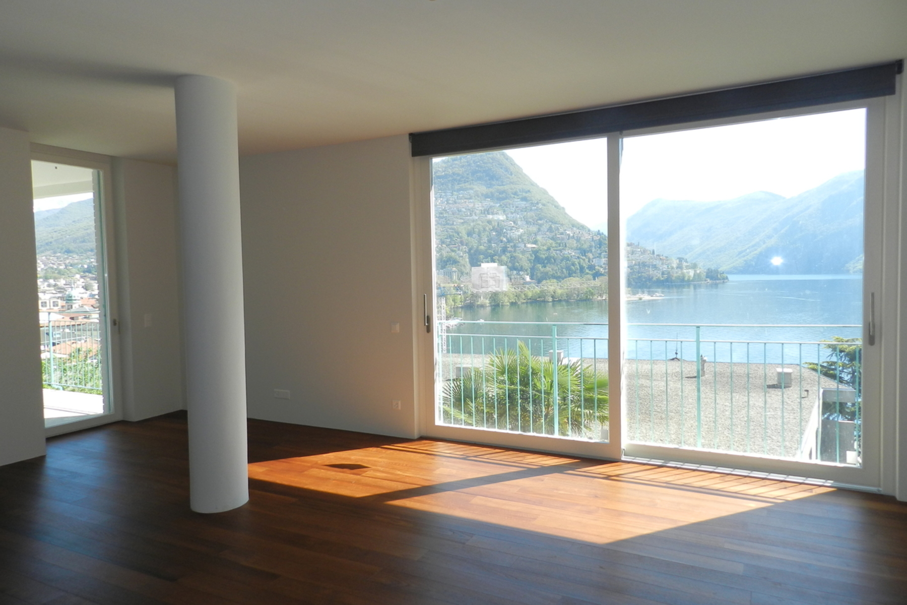 アパート のために 売買 アット Apartment with spectacular lake view Lugano, Lugano, Ticino, 6900 スイス
