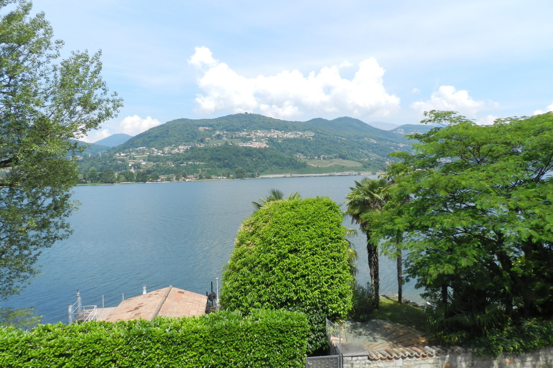 一戸建て のために 売買 アット Beautiful lake front property with dock Montagnola, Montagnola, Ticino, 6926 スイス