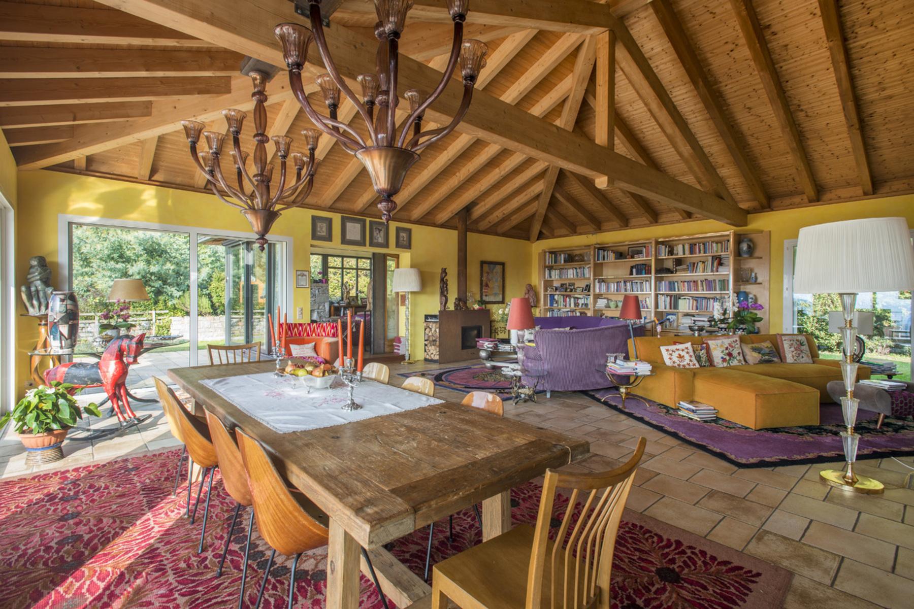 Maison unifamiliale pour l à vendre à Prestigious villa with scenic view Sala Capriasca, Sala Capriasca, Ticino, 6954 Suisse
