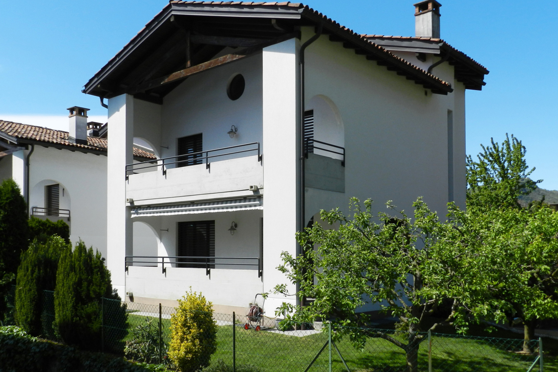 Maison unifamiliale pour l à vendre à House in quiet and strategic location Lugano-Pregassona, Lugano, Ticino, 6900 Suisse