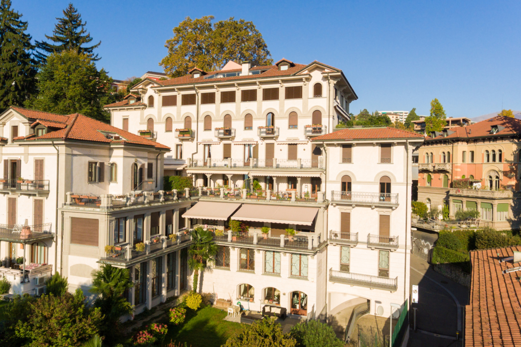 アパート のために 売買 アット Elegant apartment in the center Lugano, Lugano, Ticino, 6900 スイス
