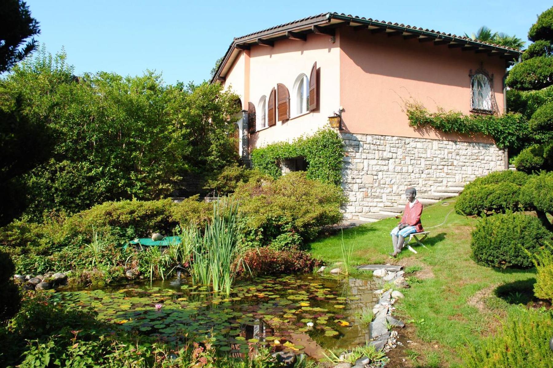 Maison unifamiliale pour l à vendre à Villa with charme Sorengo, Lugano, Ticino, 6900 Suisse