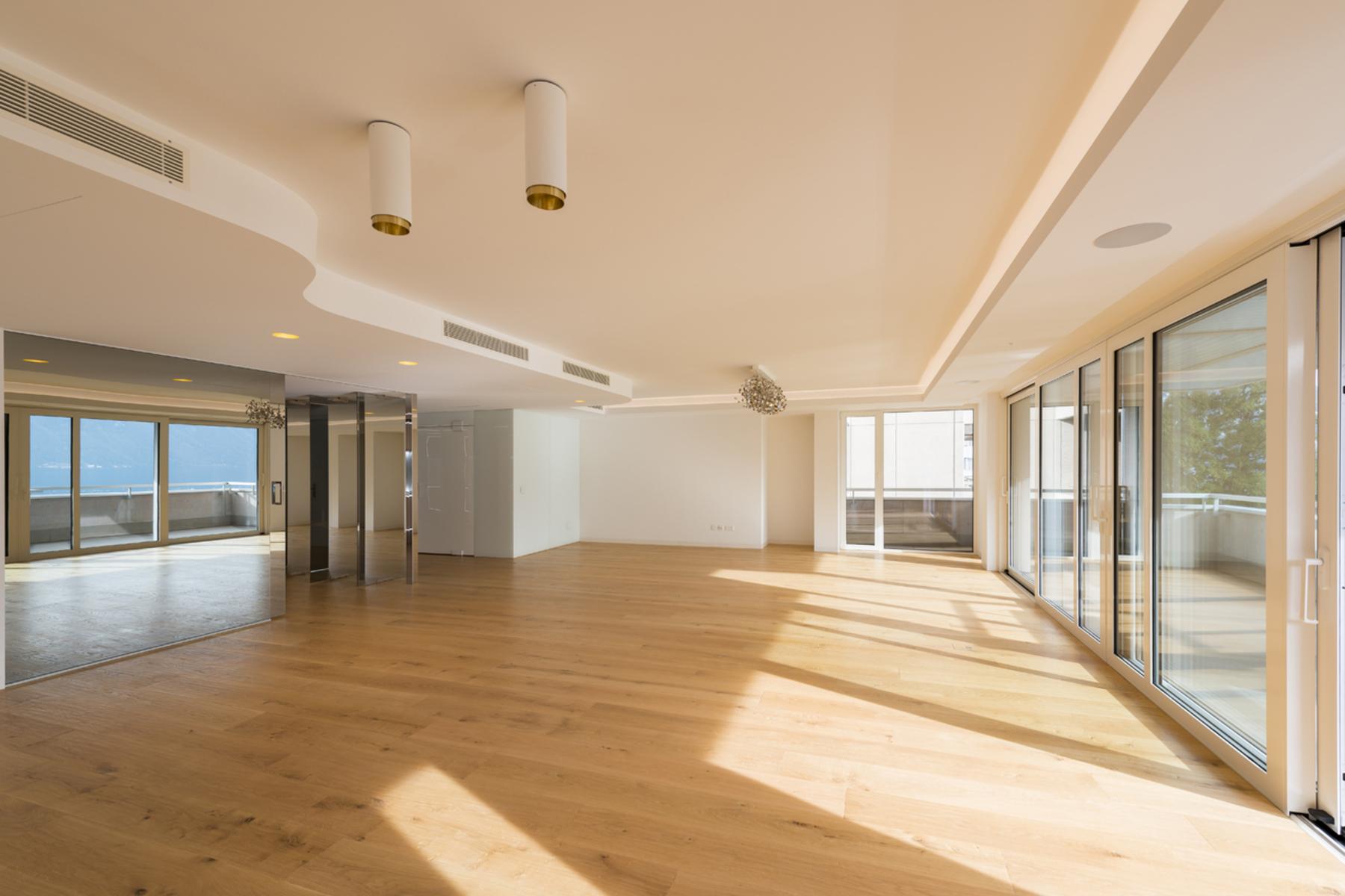 Apartment for Sale at Modern lakefront apartment Lugano, Lugano, Ticino, 6900 Switzerland