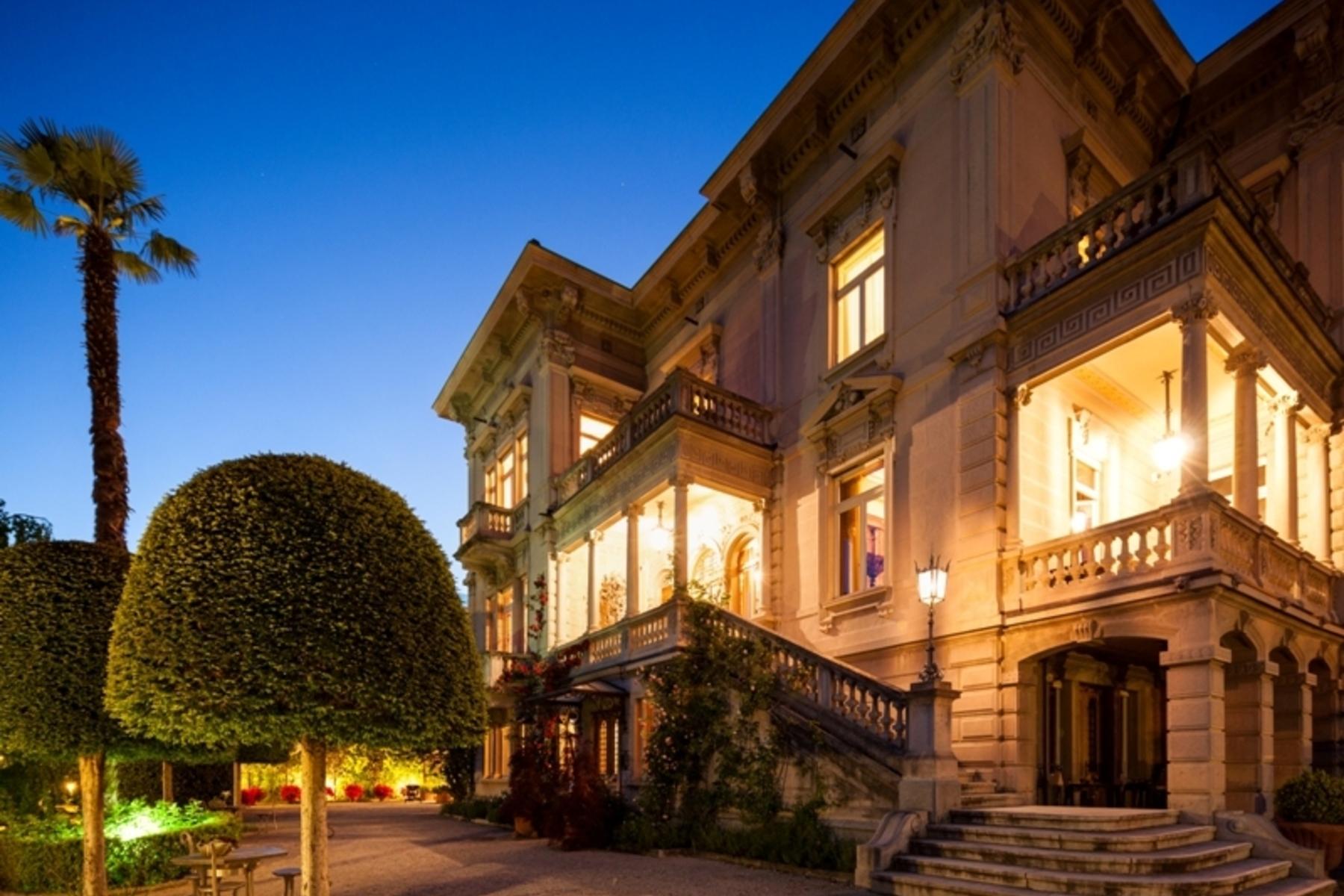 단독 가정 주택 용 매매 에 Villa Elisa Lugano, Massagno, Ticino, 6900 스위스