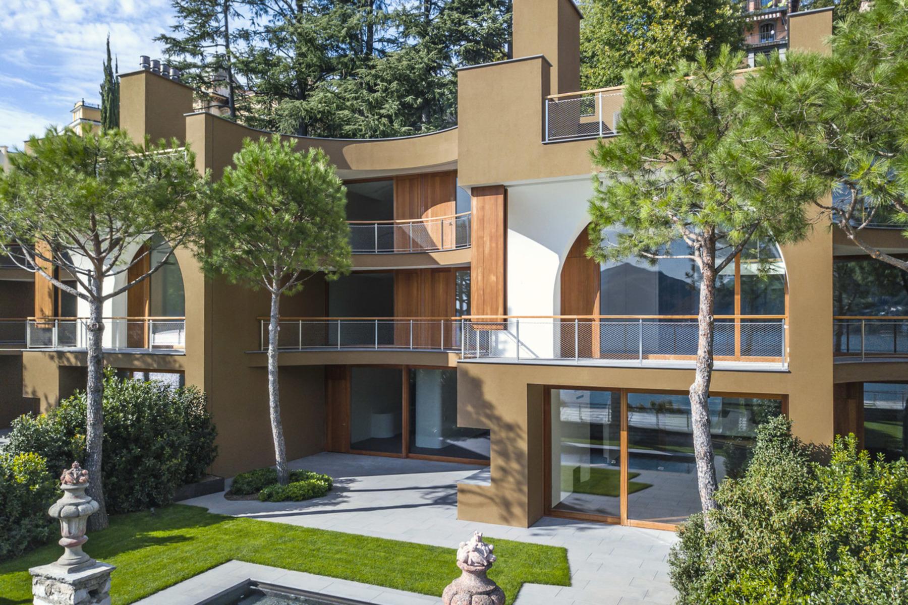 Single Family Homes pour l Vente à Archi di luce - by Herzog & de Meuron: villa 6 Lugano, Tessin 6900 Suisse