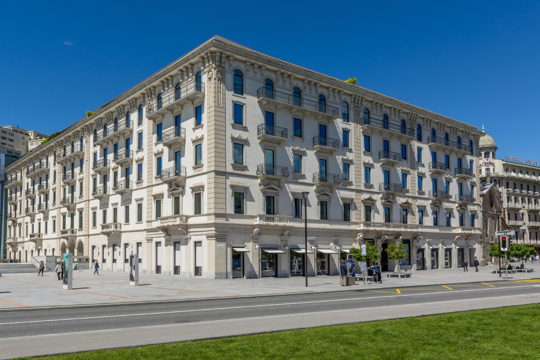 Apartment for Sale at Grand Palace - exclusive lakefront apartment Lugano, Lugano, Ticino, 6900 Switzerland
