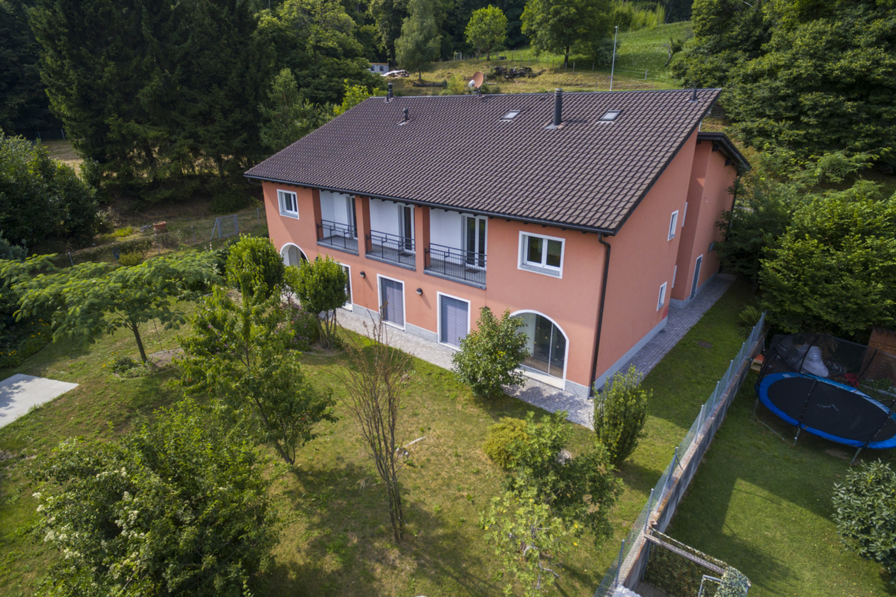 Single Family Home for Sale at For sale, Villa, 6986 Miglieglia, Rif. 1439569 Other Switzerland, Other Areas In Switzerland, 6986 Switzerland