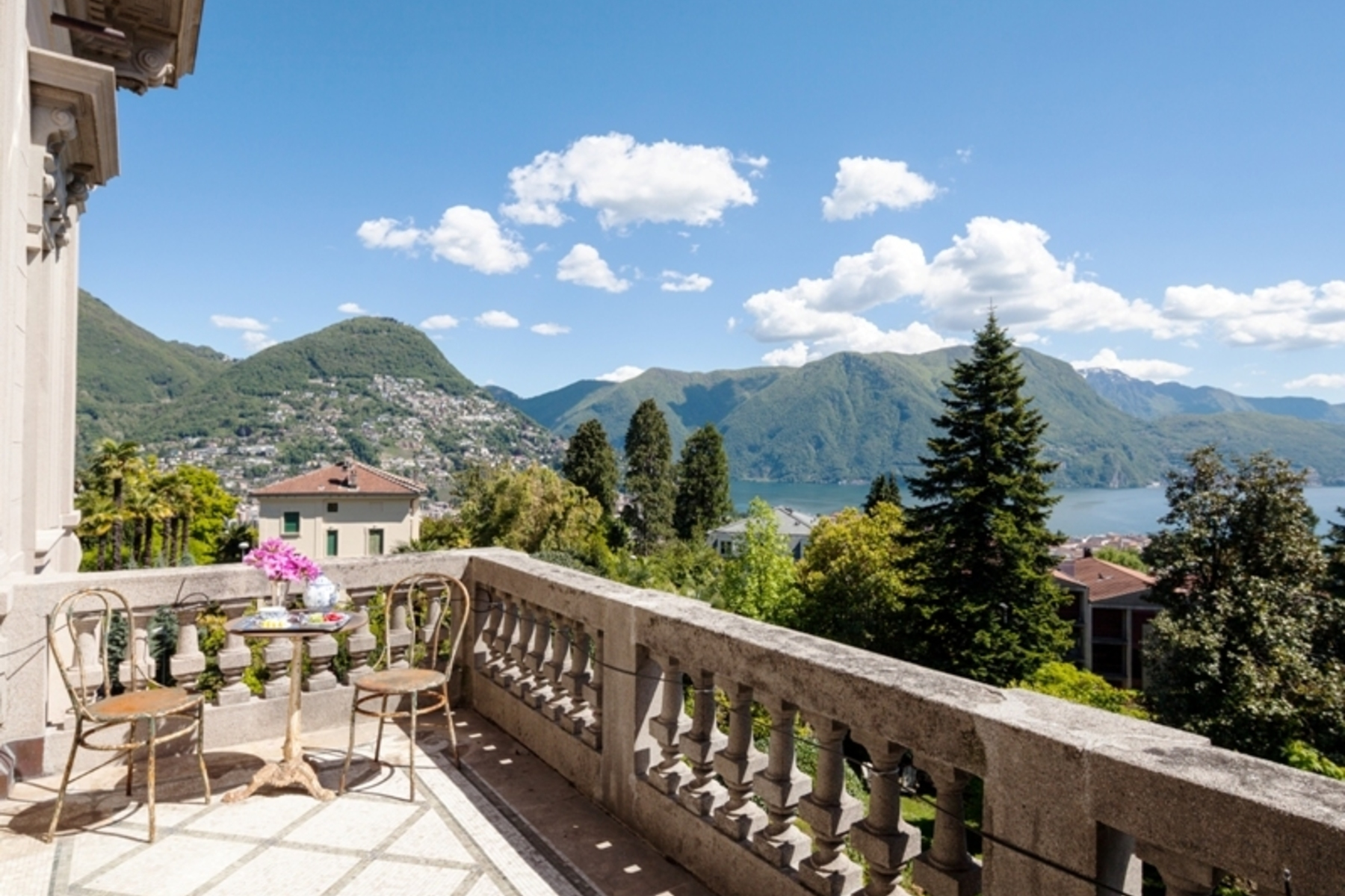Single Family Homes por un Venta en Villa Elisa Lugano Massagno, Tesino 6900 Suiza