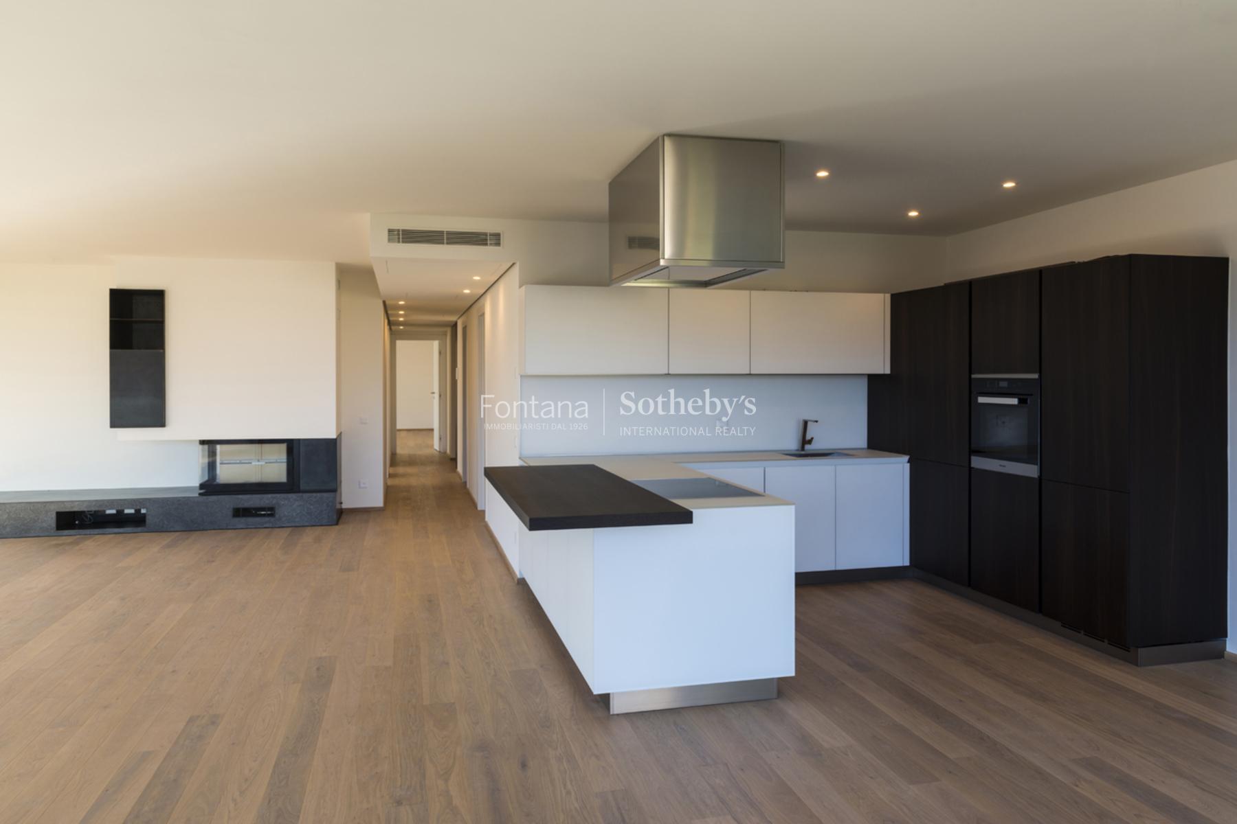 Квартира для того Продажа на Residence du parc - 5 ½-room apartment Montagnola Montagnola, Ticino, 6926 Швейцария