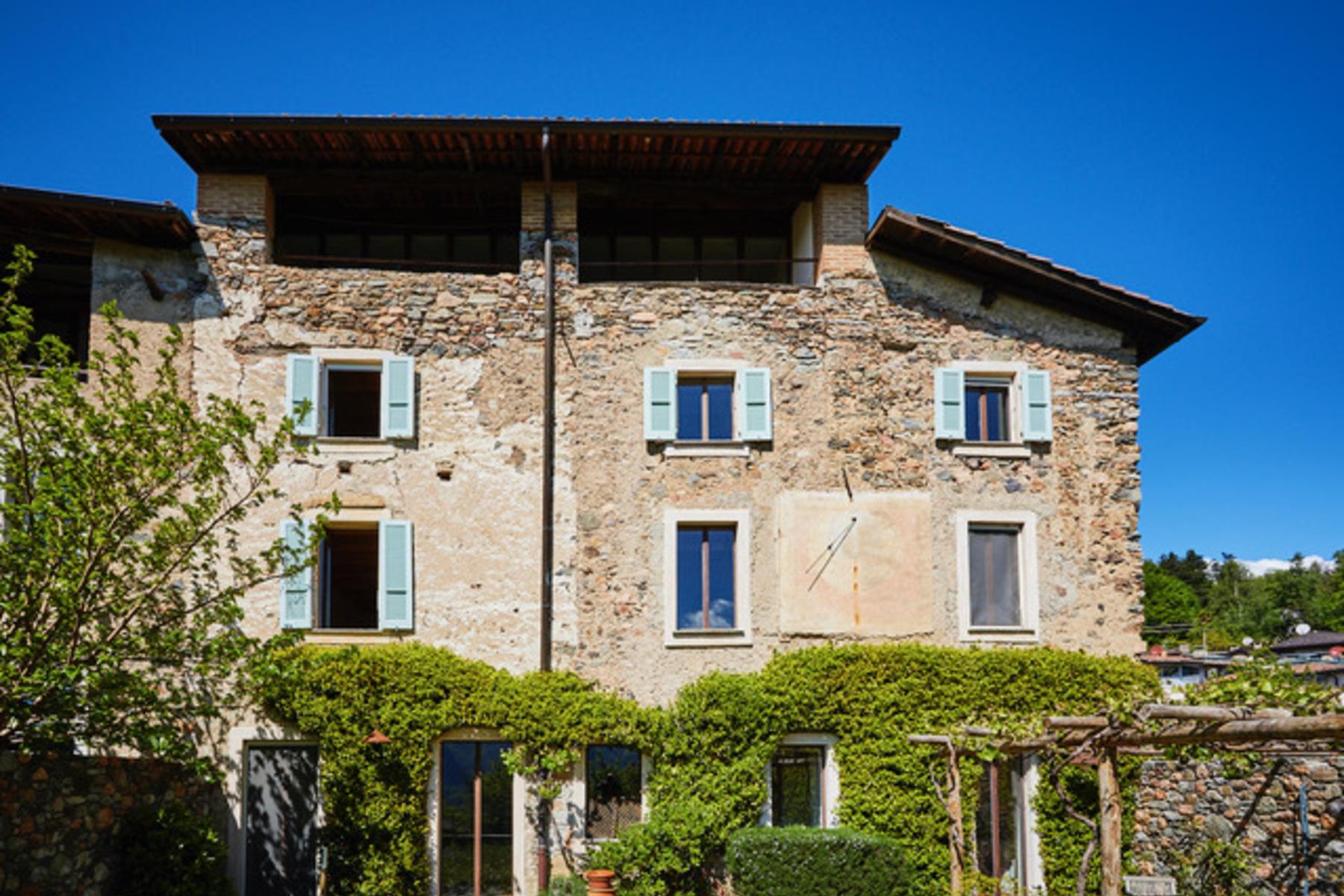 独户住宅 为 销售 在 For sale, Row house, 6914 Carona, Rif. 838351 卡罗纳, 提契诺, 6914 瑞士