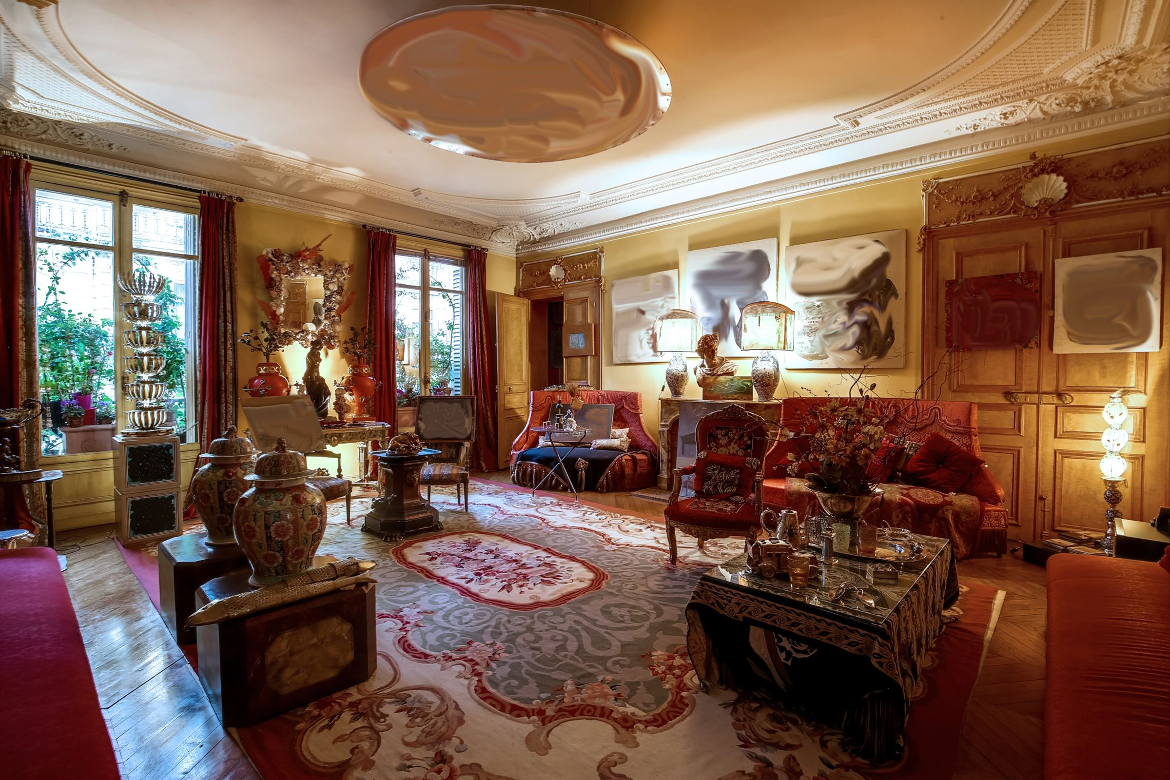 sales property at Apartment for sale, sought-after neighborhood in Paris 8th - François 1er