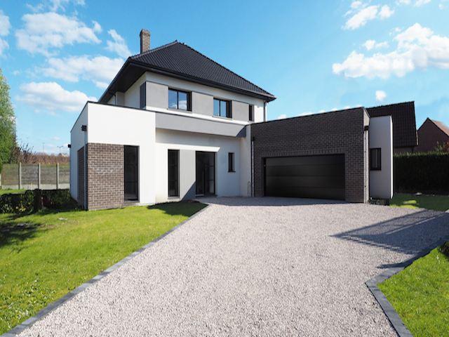 sales property at MARCQ EN BAROEUL, BEST AREA, 190sqm New house. 5 bedrooms.