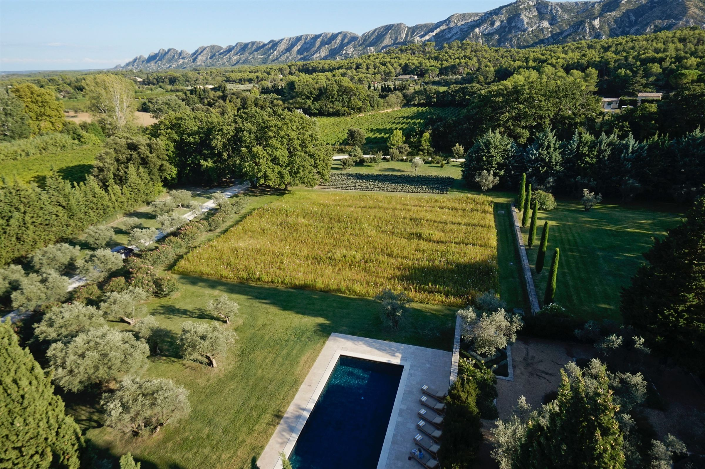 rentals property at Saint Rémy de Provence , Beautiful property close to the village center