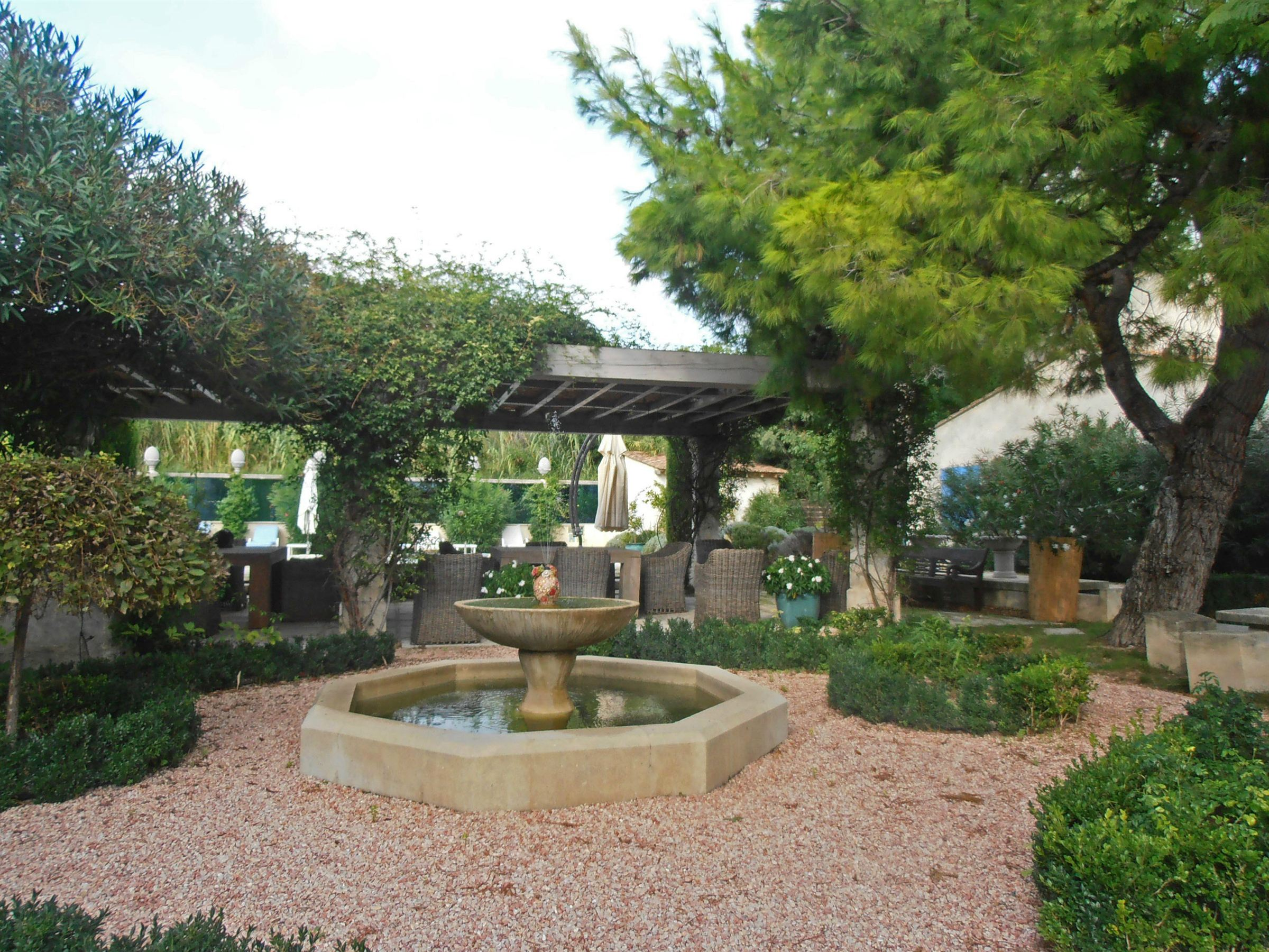 sales property at Beautiful farmhouse in the center of a charming village