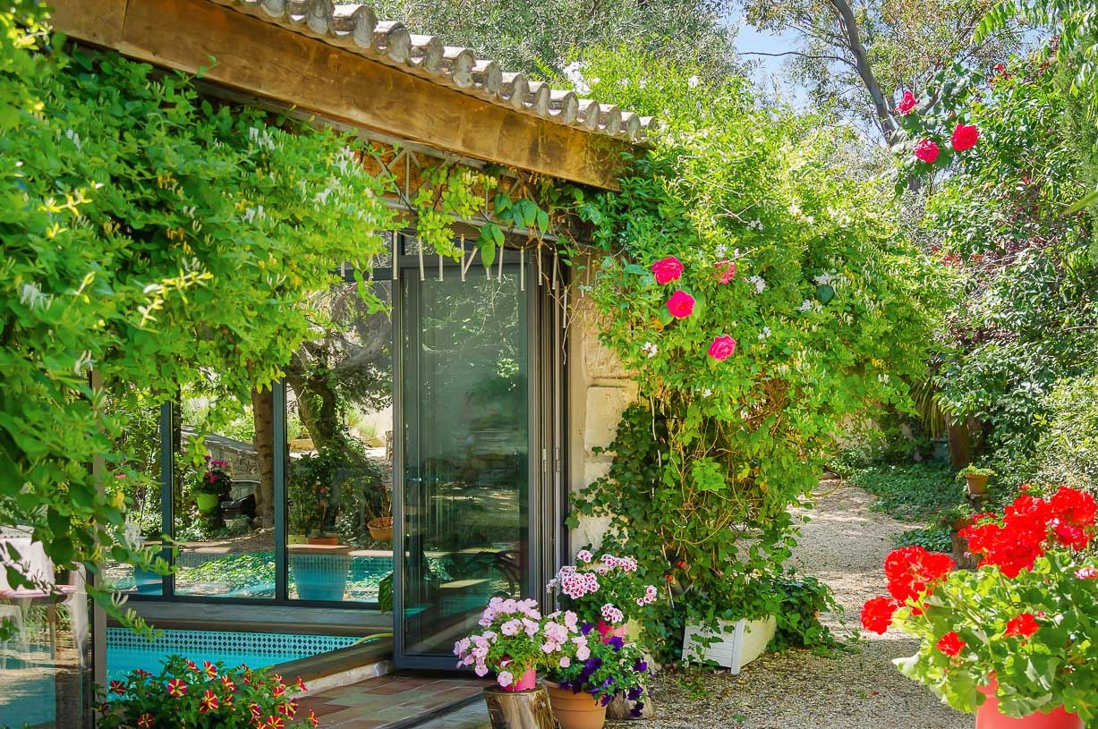 Single Family Homes for Active at CALVISSON - CHARMING HOUSE Calvisson, Languedoc-Roussillon 30420 France