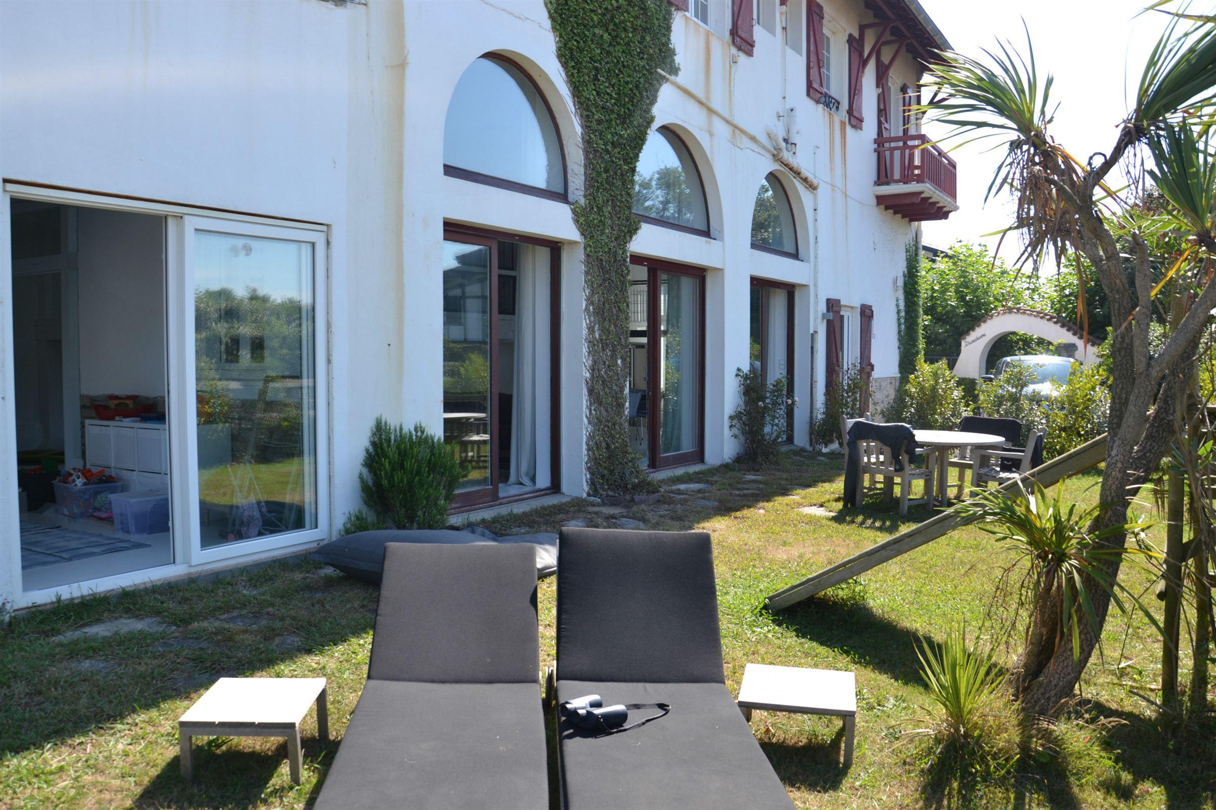 Property For Sale at BIDART PARLEMENTIA VUE OCEAN