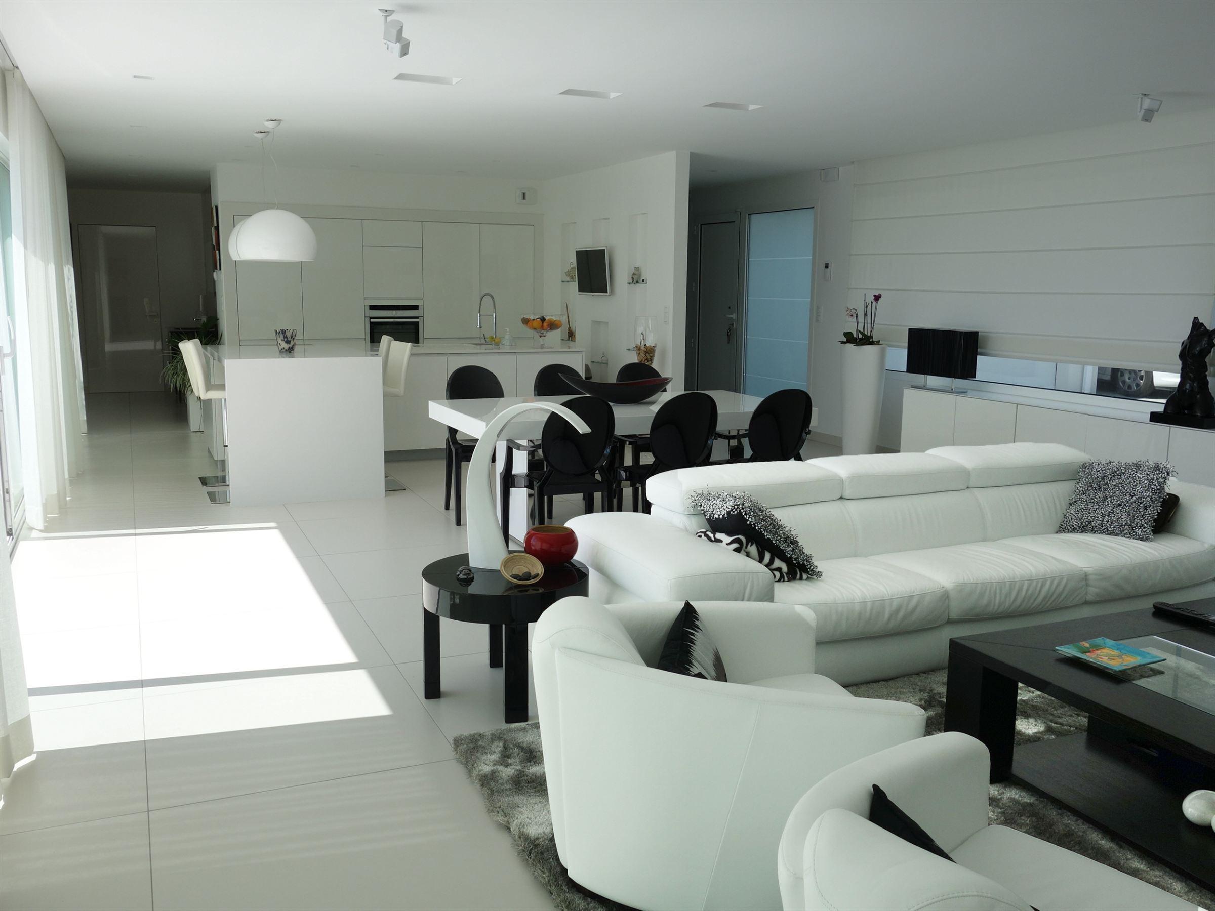 sales property at Mérignies, Luxurious 224sqm contemporary villa, 3 bedrooms.