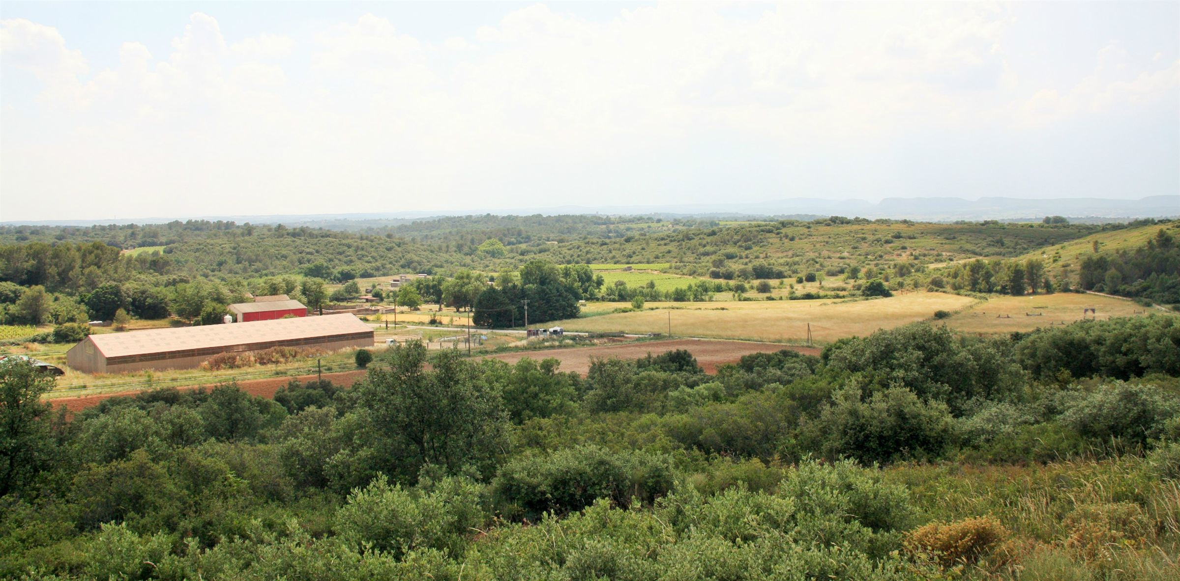 Property For Sale at MONTPELLIER/ NIMES - 18TH FARMHOUSE SET IN OVER 11 HA